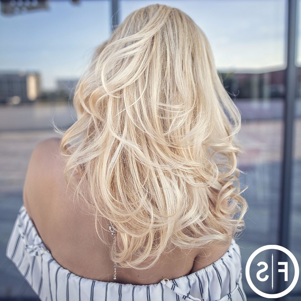 Fantastic Sams With Regard To Well Known Long Platinum Locks Blonde Hairstyles (View 13 of 20)