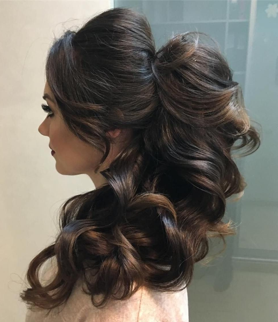 Fashionable Black Ponytail Hairstyles With A Bouffant With The 20 Most Alluring Ponytail Hairstyles (View 6 of 20)
