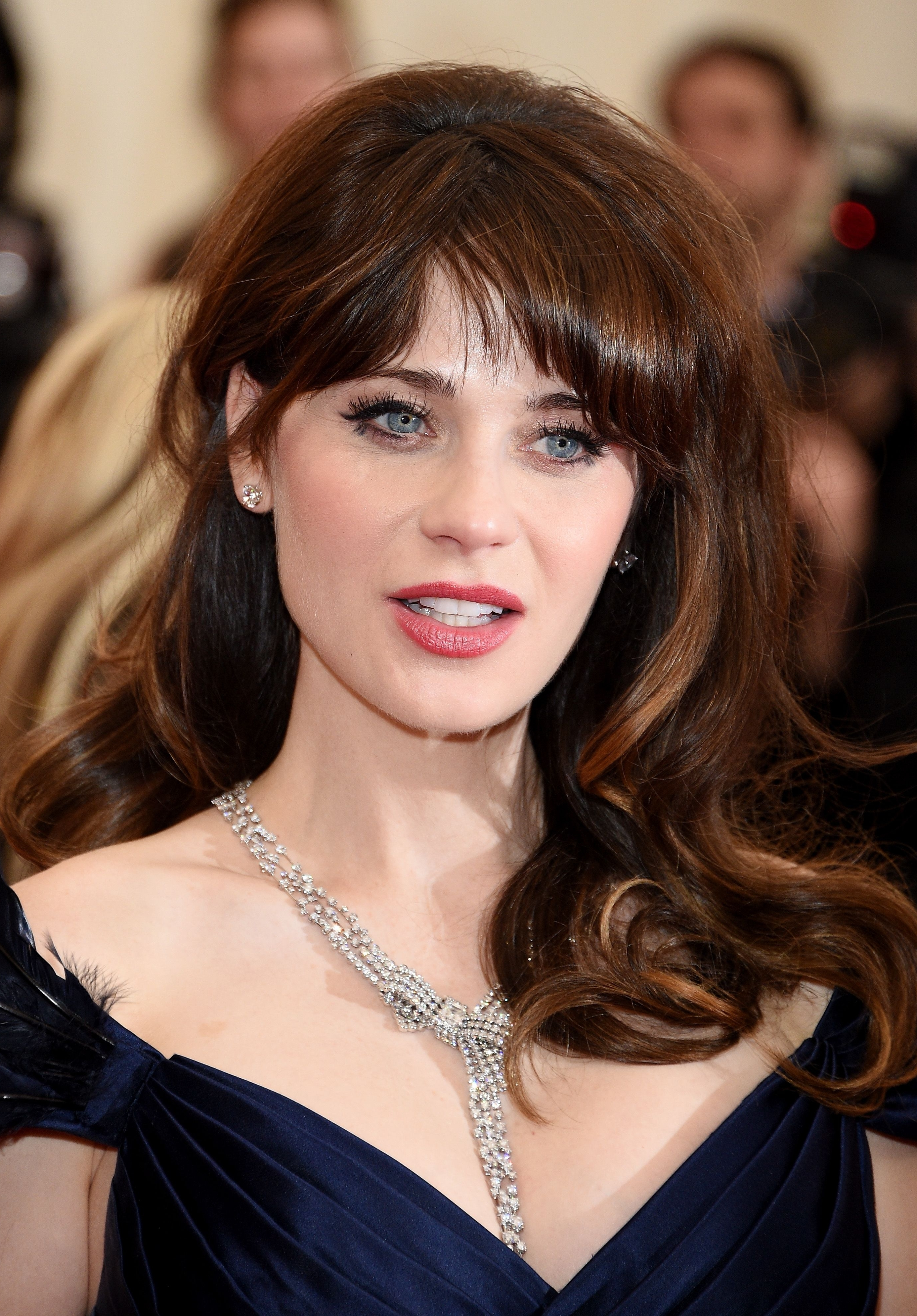Fashionable High Pony Hairstyles With Contrasting Bangs Pertaining To 50 Pretty Long Hairstyles For 2018 – Best Hairstyles For Long Hair (View 13 of 20)