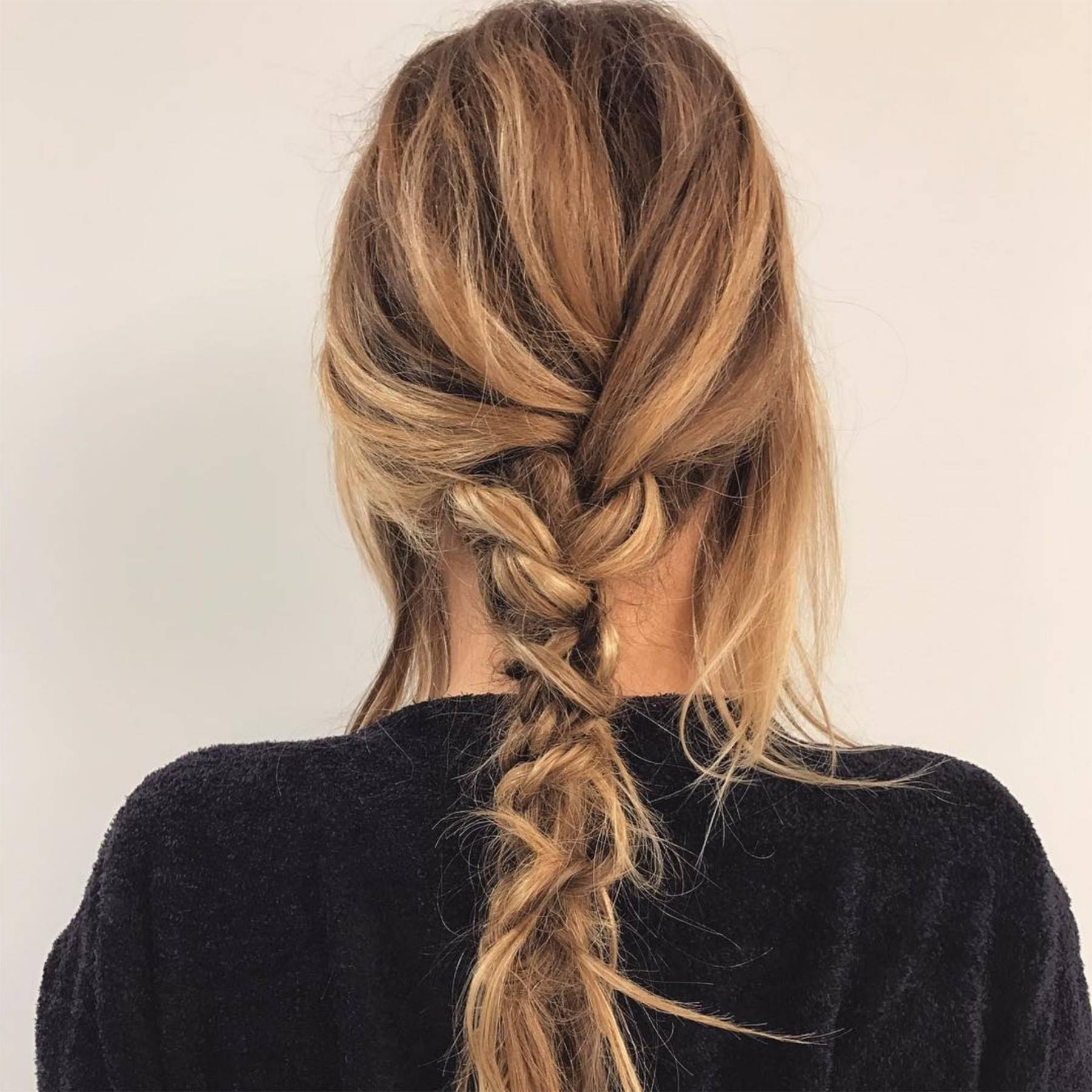 Fashionable Intricate Updo Ponytail Hairstyles For Highlighted Hair Inside Ponytail Hairstyles 2018: Hair Up Ideas (View 6 of 20)