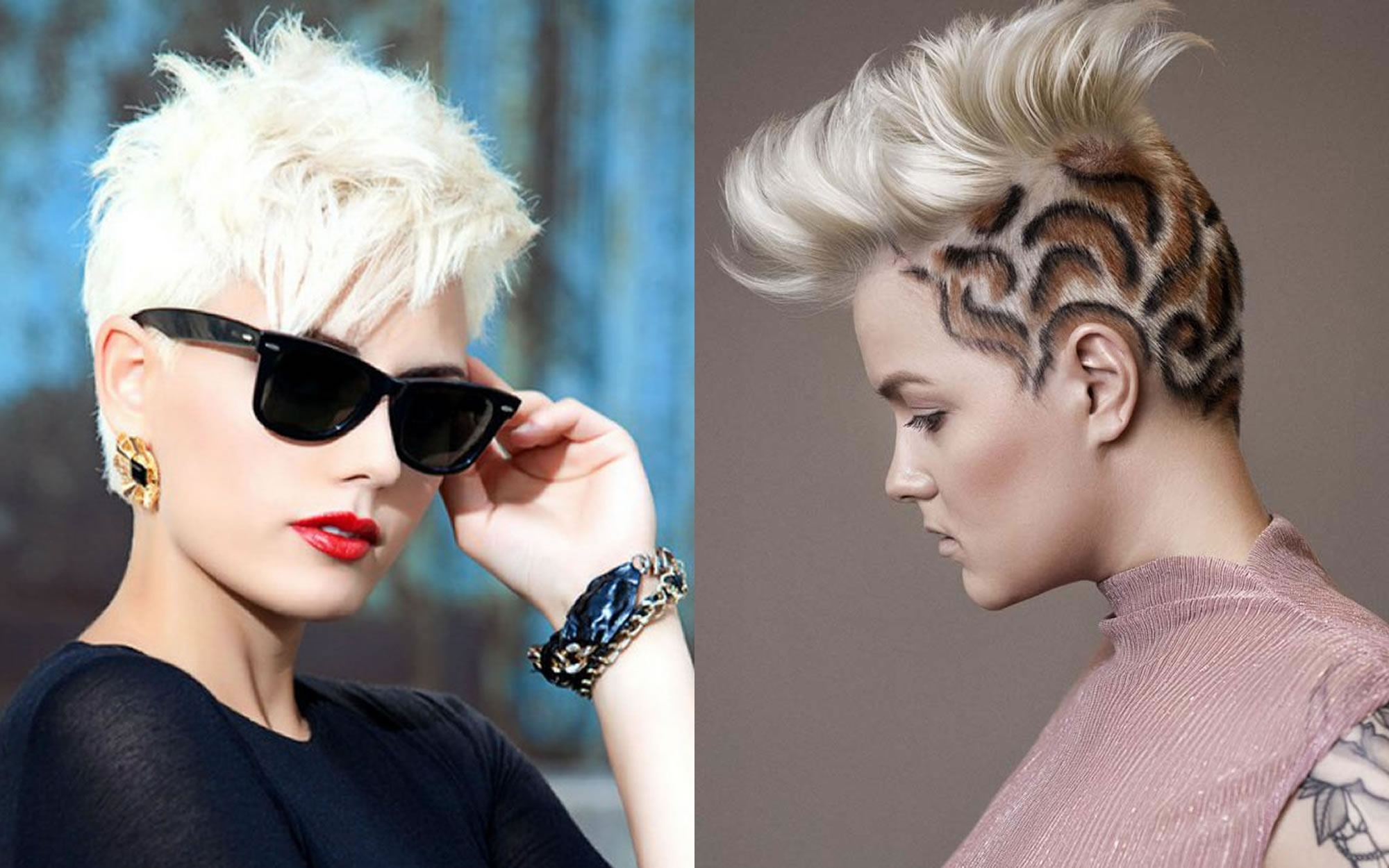 Fashionable Platinum Pixie Hairstyles Inside 30 New Short Pixie Haircuts And Hairstyles For Short Hair (View 14 of 20)