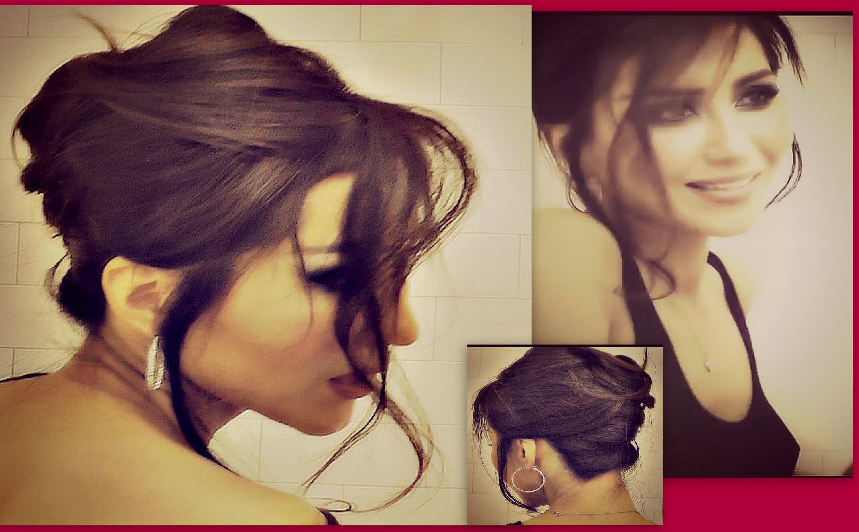 Fashionable Romantic Twisted Hairdo Hairstyles Regarding ☆ Romantic Updo (View 9 of 20)