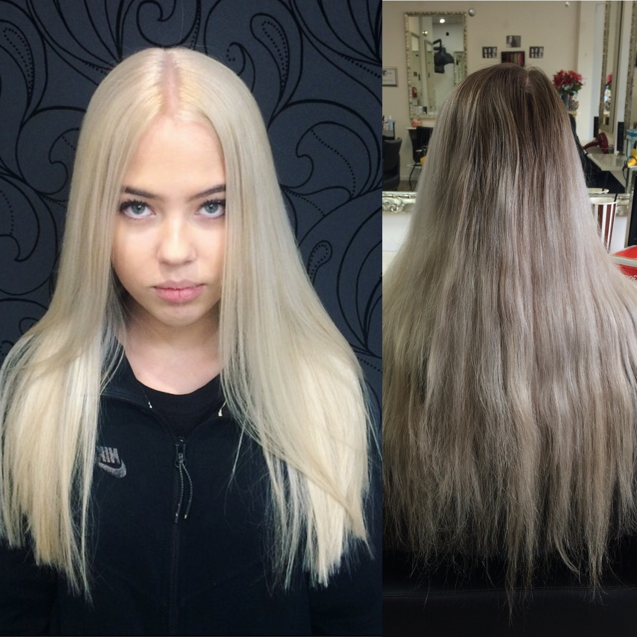 Fashionable Root Fade Into Blonde Hairstyles Within Transformation: Faded And Damaged To Breathtaking Blonde – News (View 7 of 20)