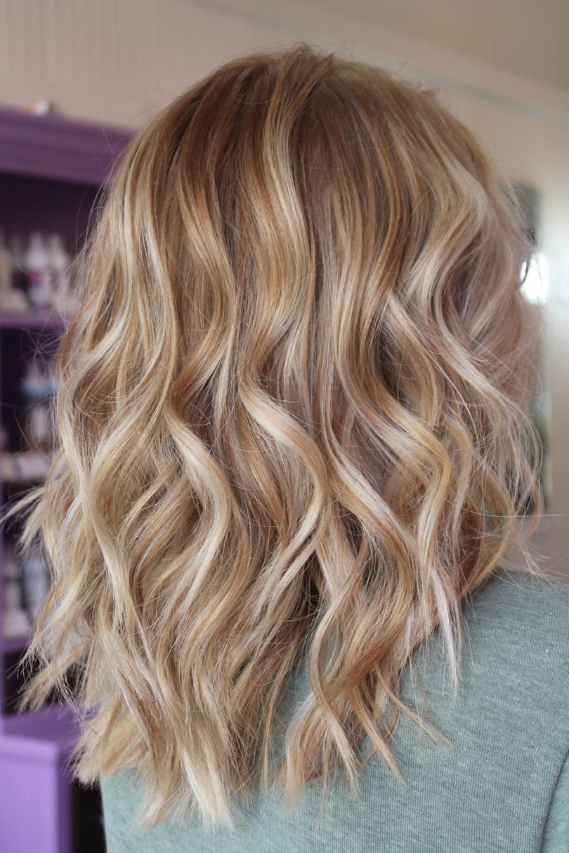 Fashionable Sunkissed Long Locks Blonde Hairstyles Intended For Warm Blonde Hair Shades Perfect For Brightening Your Locks This (View 9 of 20)