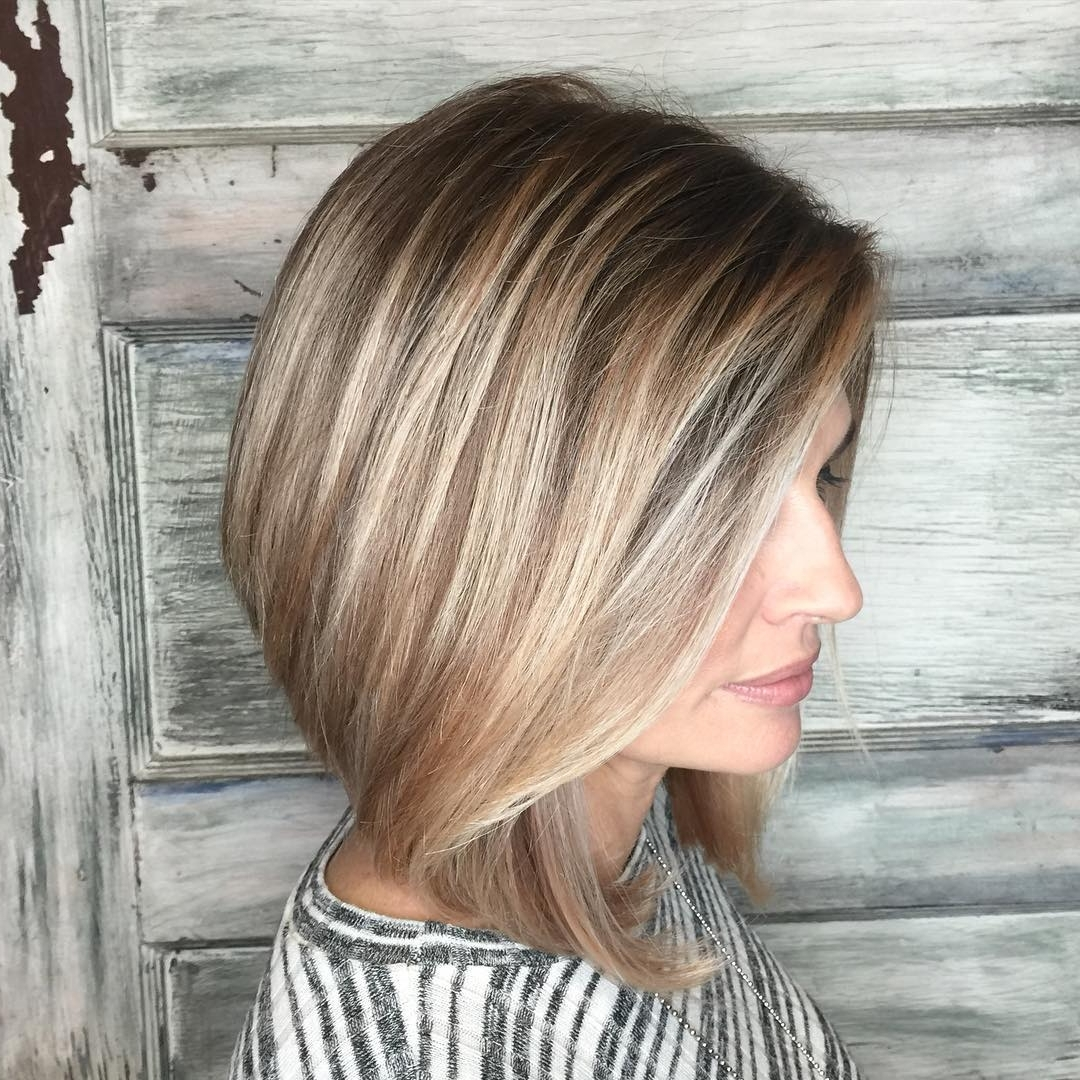 Favorite Dirty Blonde Bob Hairstyles For 14 Dirty Blonde Hair Color Ideas And Styles With Highlights (View 9 of 20)