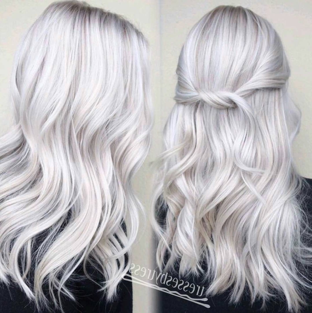 Favorite Glamorous Silver Blonde Waves Hairstyles For 10 Layered Hairstyles & Cuts For Long Hair In Summer Hair Colors (View 9 of 20)