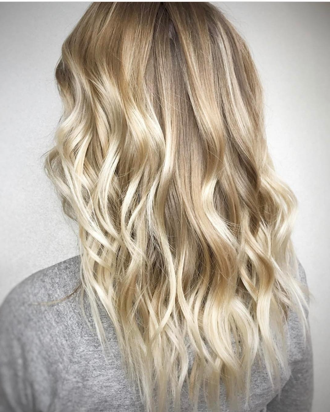 Favorite Layered Bright And Beautiful Locks Blonde Hairstyles Regarding 20 Beautiful Blonde Balayage Hair Color Ideas – Trendy Hair Color (View 17 of 20)