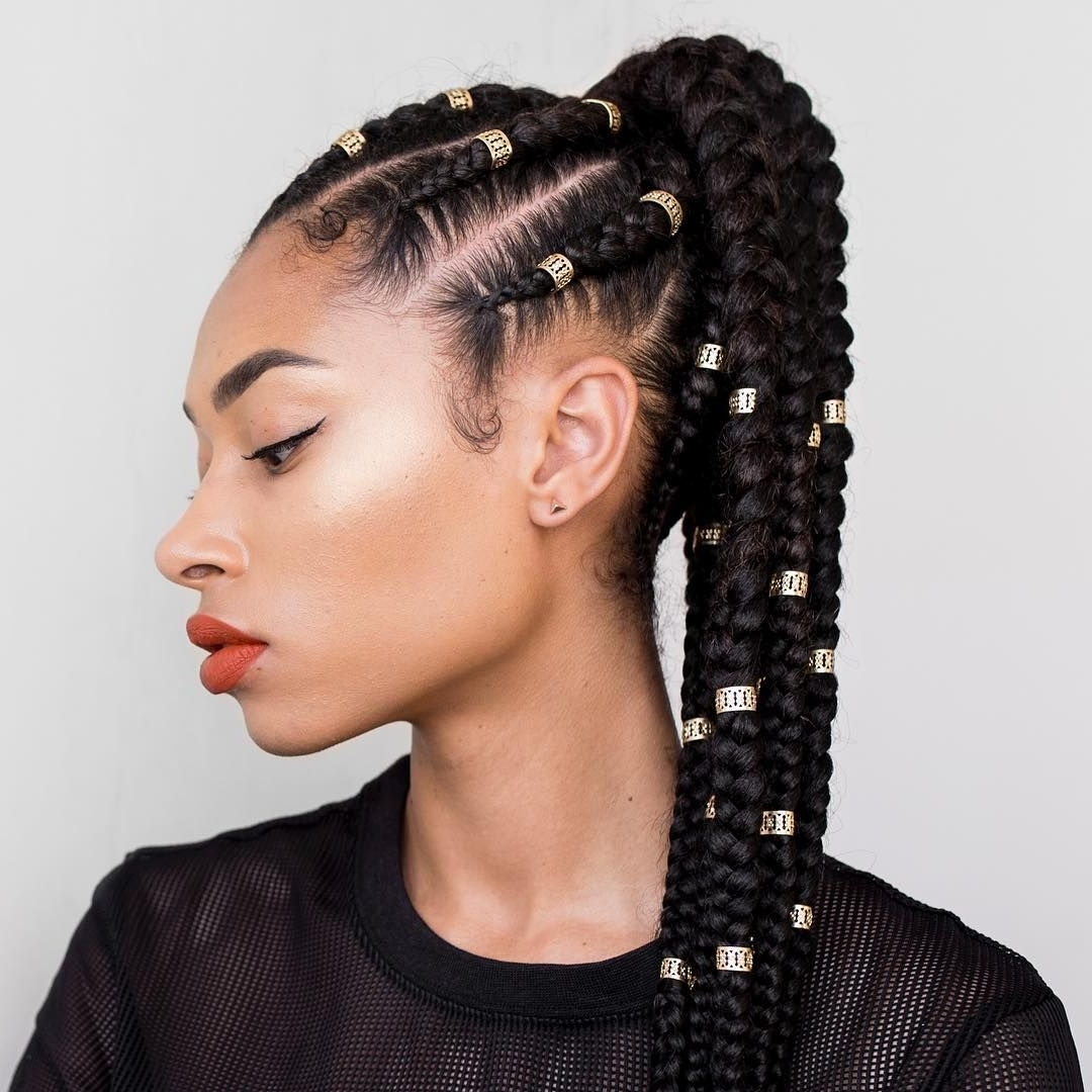 Favorite Pony Hairstyles With Curled Bangs And Cornrows Throughout Freshlengths Curly, Curly Hair, Natural, Naturals, Bangs, Coils, 3C (View 5 of 20)