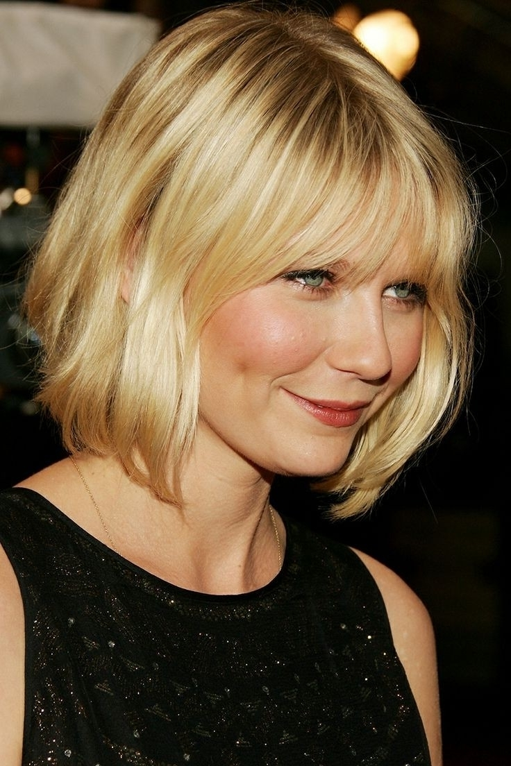 Favorite Straight Blonde Bob Hairstyles For Thin Hair Regarding 25 Short Hairstyles For Fine Hair To Try This Year – The Xerxes (View 7 of 20)