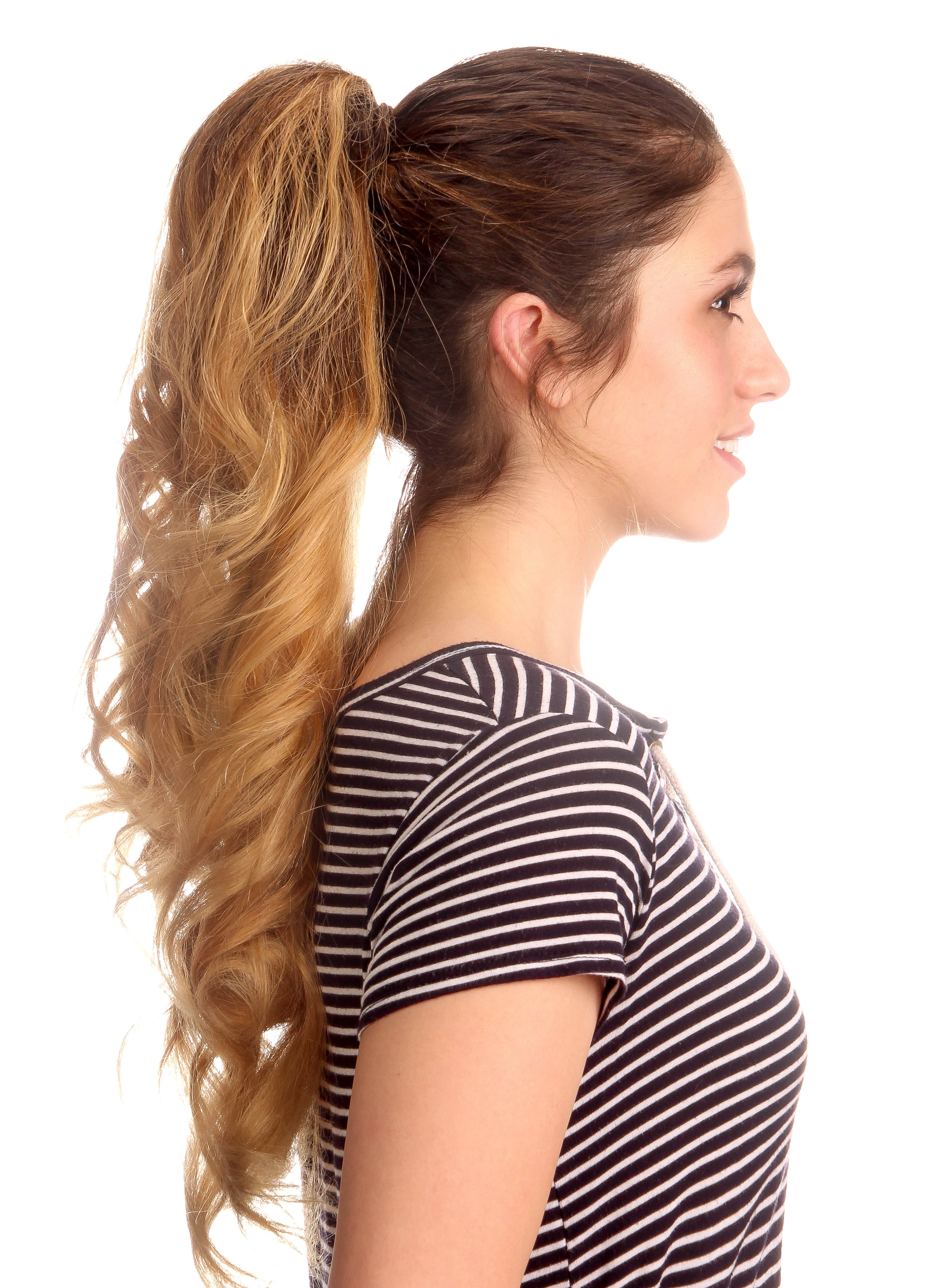 Favorite Updo Ponytail Hairstyles With Poof With Regard To Bun Maker, Hair Accessory, New! The Messy Bun Maker Poof! – Blonde (View 18 of 20)