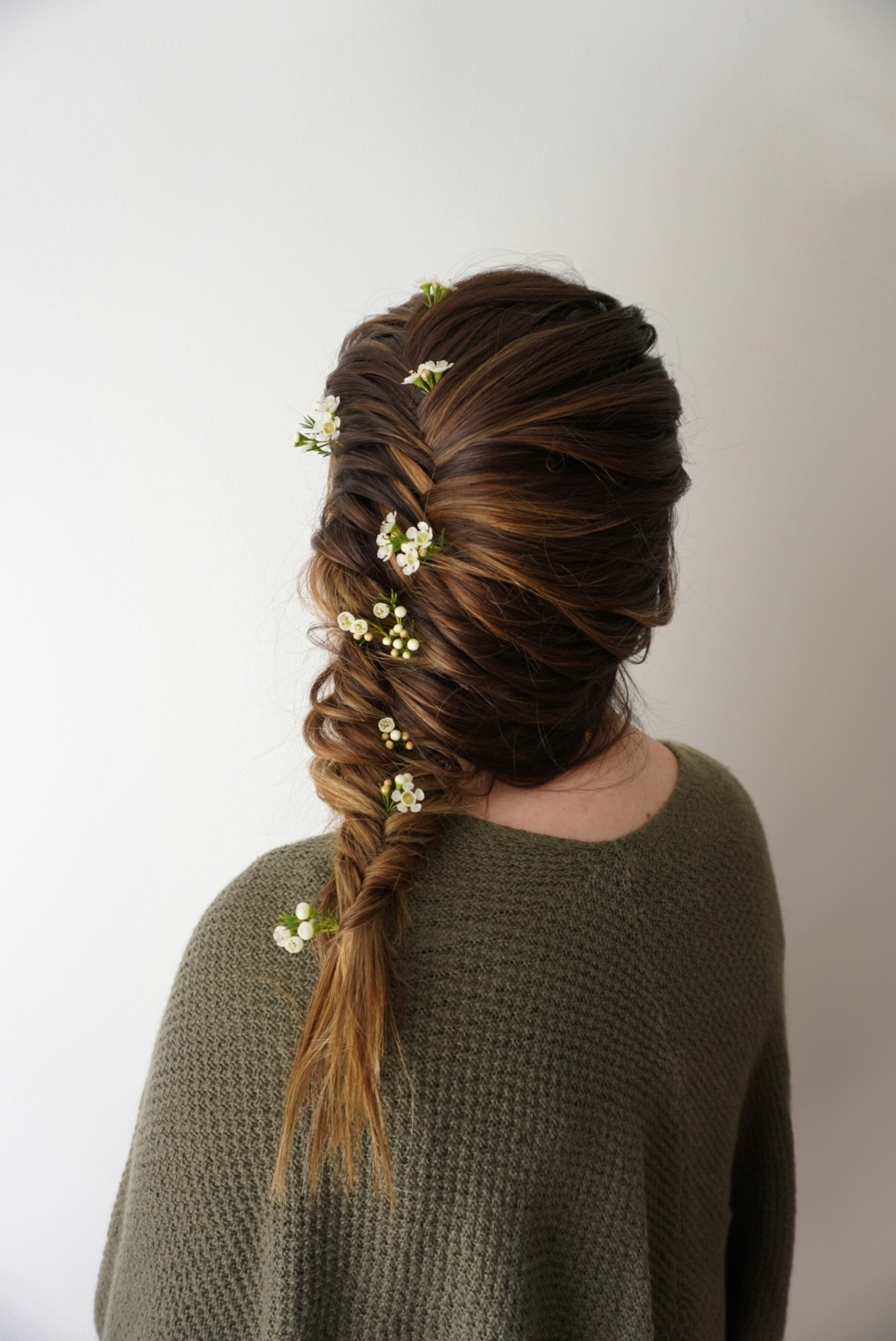 Flower Child Hair (View 9 of 20)