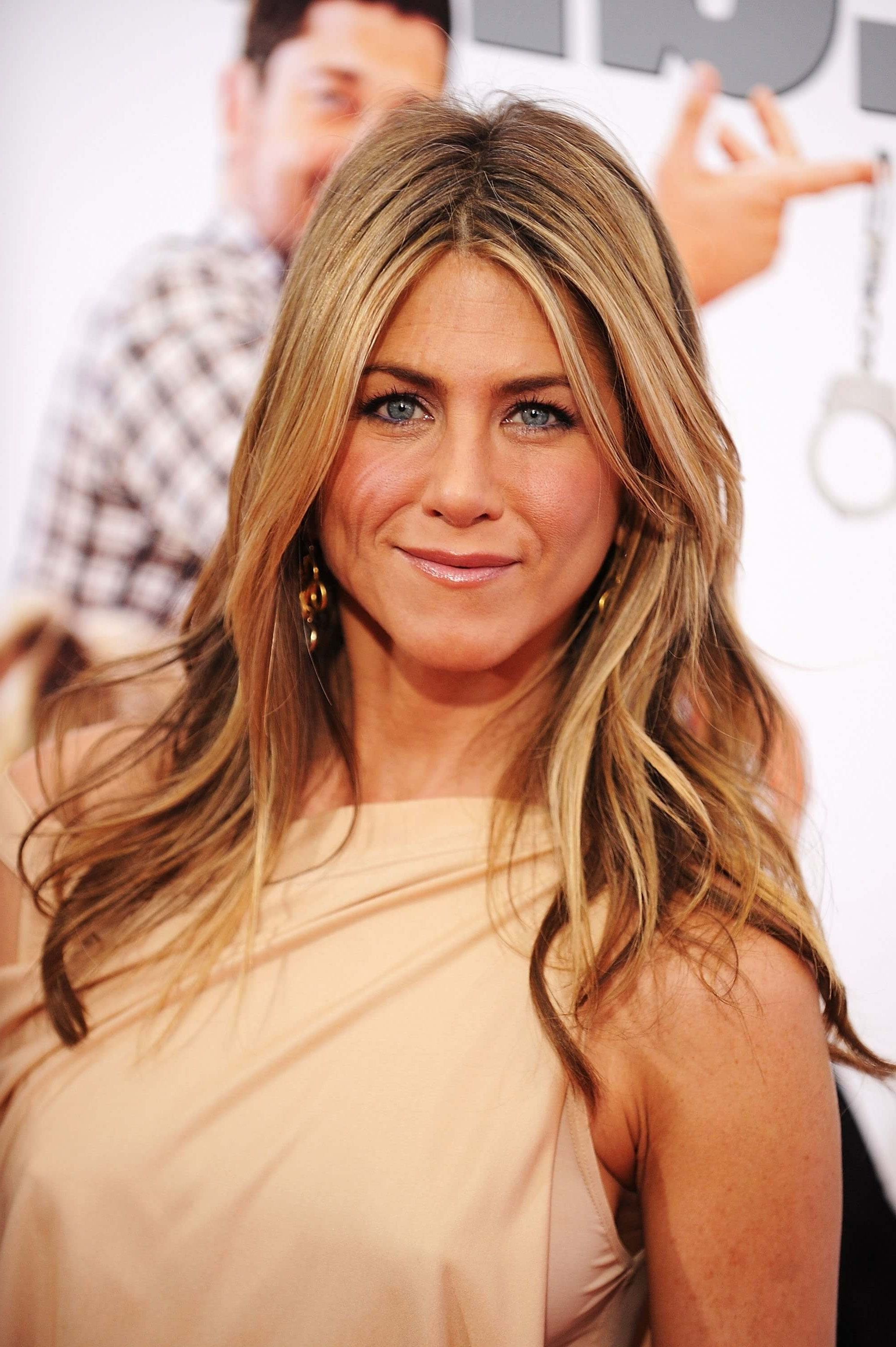 Get Inspiredjennifer Aniston Hairstyles In 2018 Regarding Well Known Casual And Classic Blonde Hairstyles (Gallery 16 of 20)