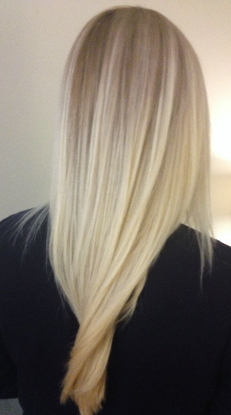 Golden Blonde Hair With Light Blonde Highlights – Hairstyles Ideas For 2018 Light Golden Blonde With Platinum Highlights (View 6 of 20)