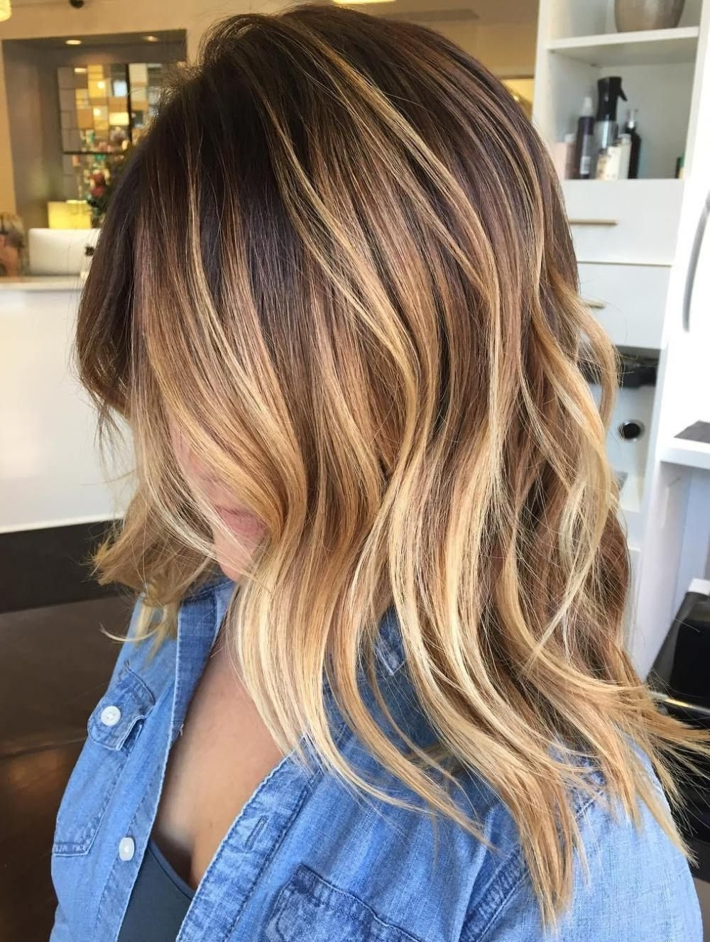 Hair Color For (View 10 of 20)