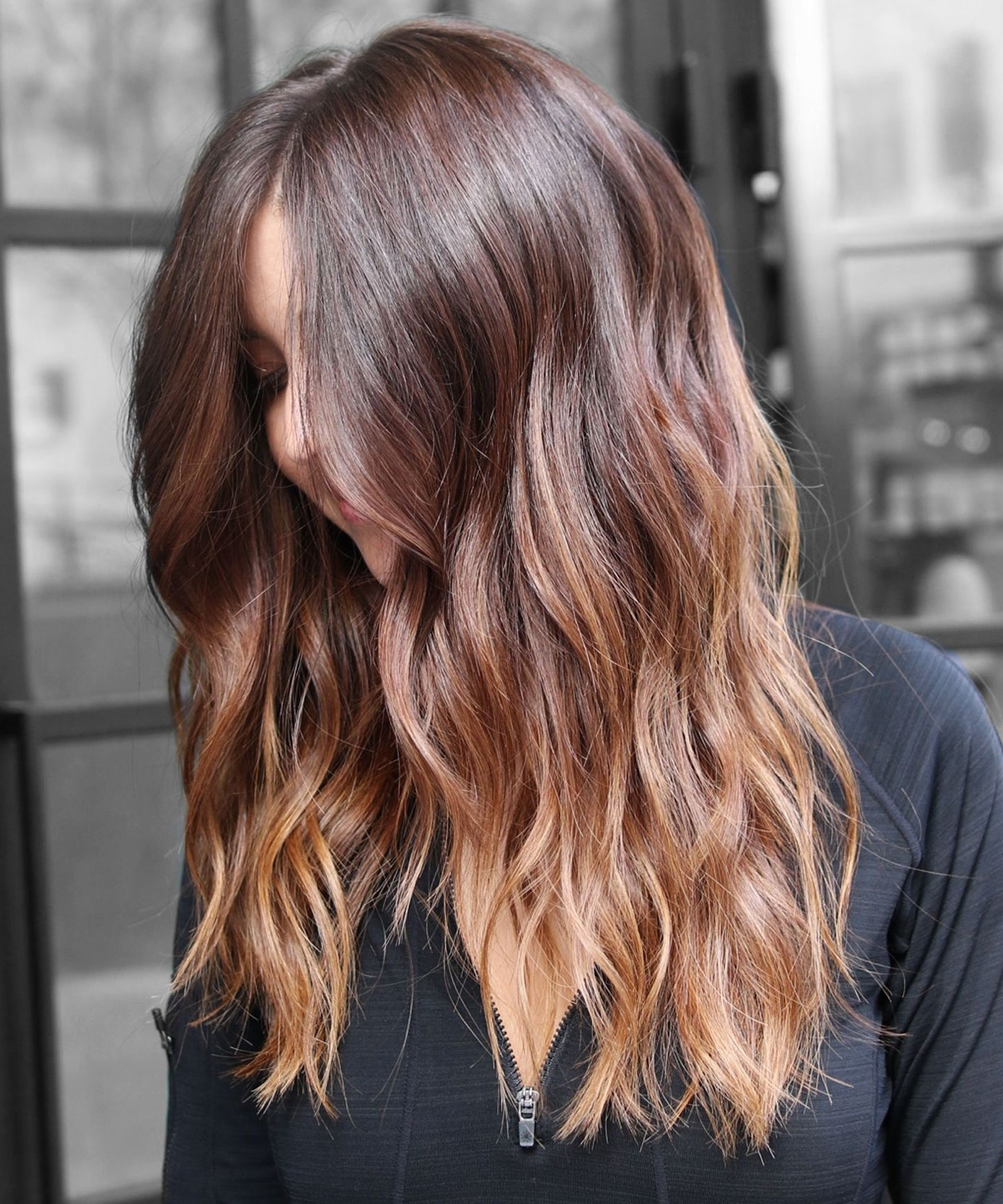 Hair Color Trends 2018 – Winter Hairstyles For Most Recently Released Creamy Blonde Fade Hairstyles (View 8 of 20)