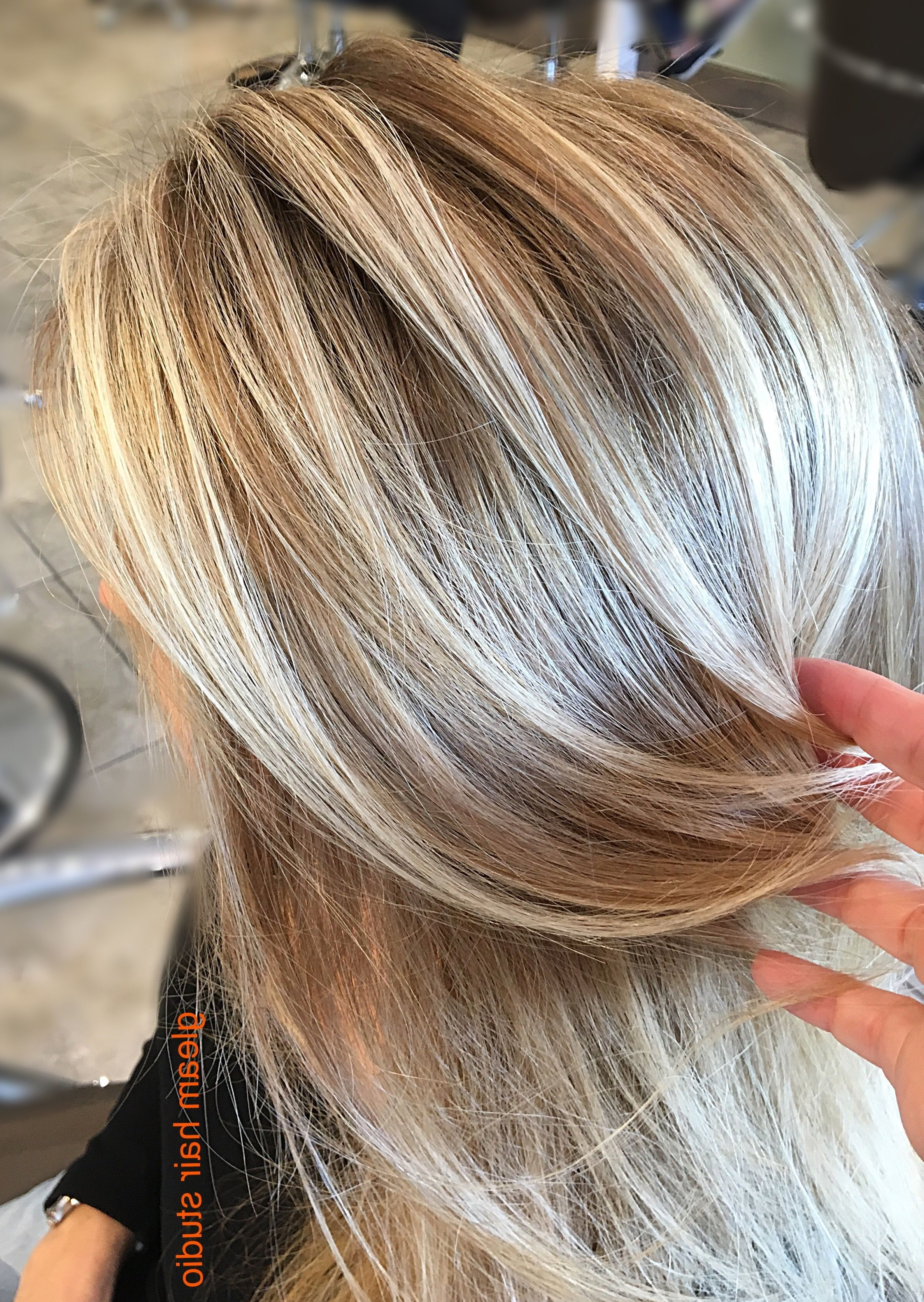 Hair Coloring, Hair Style (View 15 of 20)