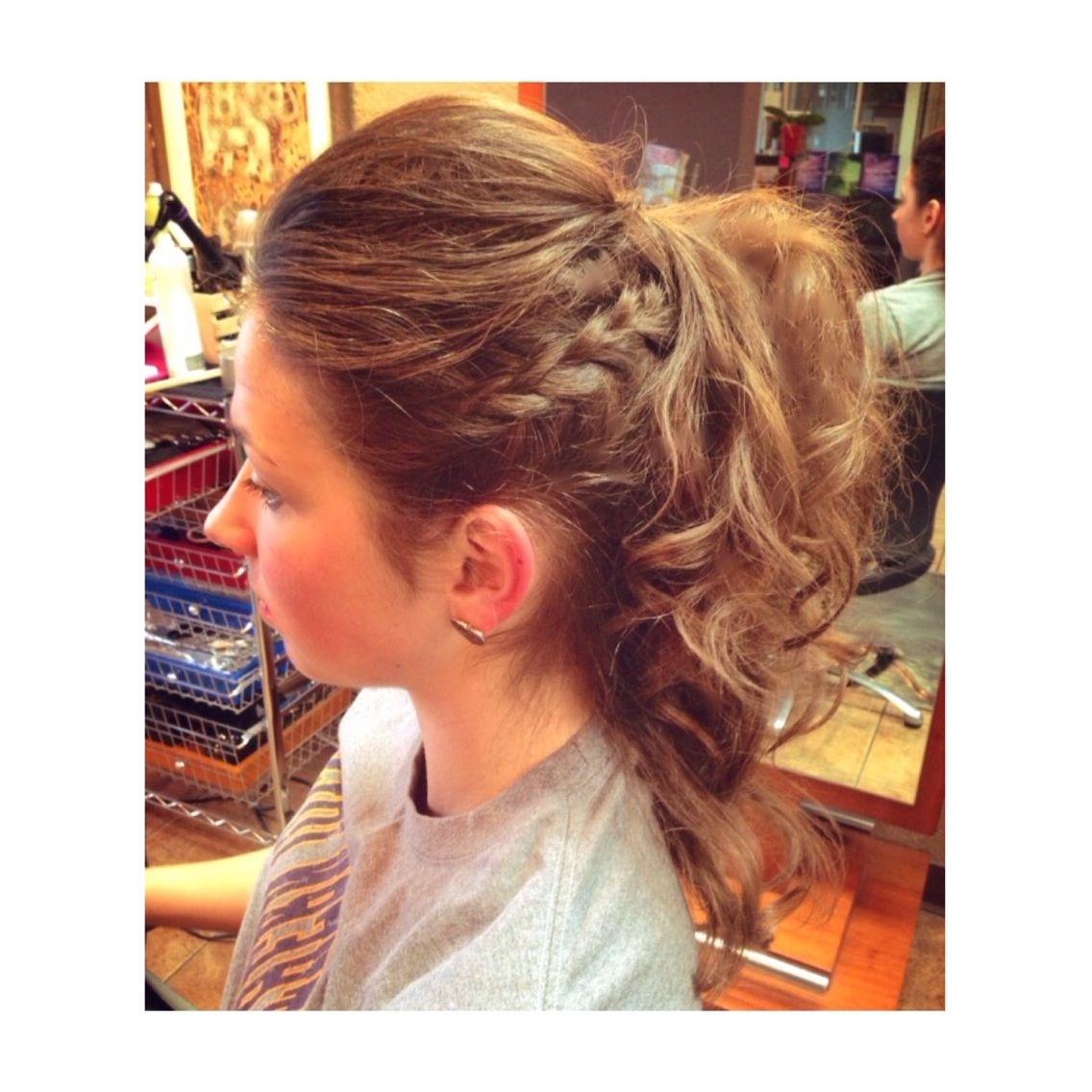Hair Styles Pertaining To 2018 Fierce Faux Mohawk Hairstyles (View 12 of 20)