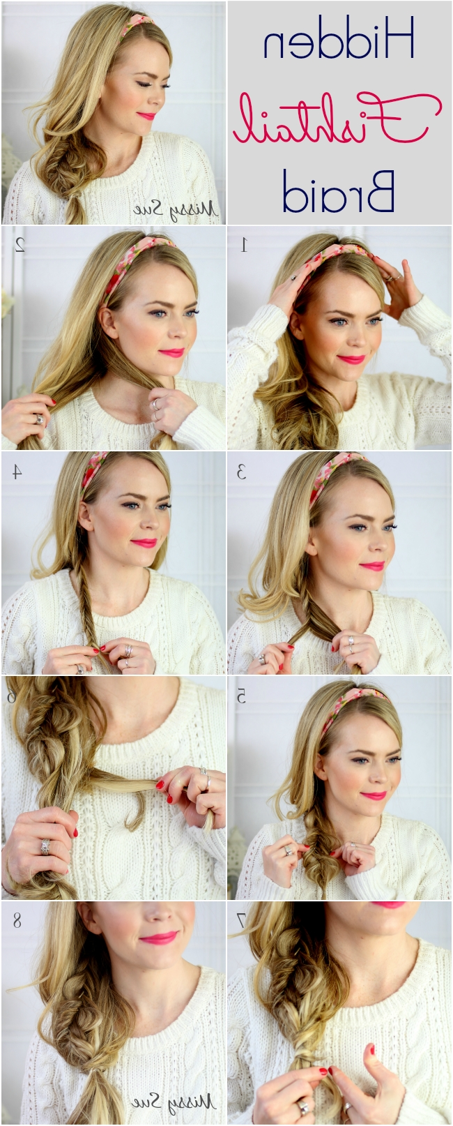 Hair Tutorials (View 9 of 20)