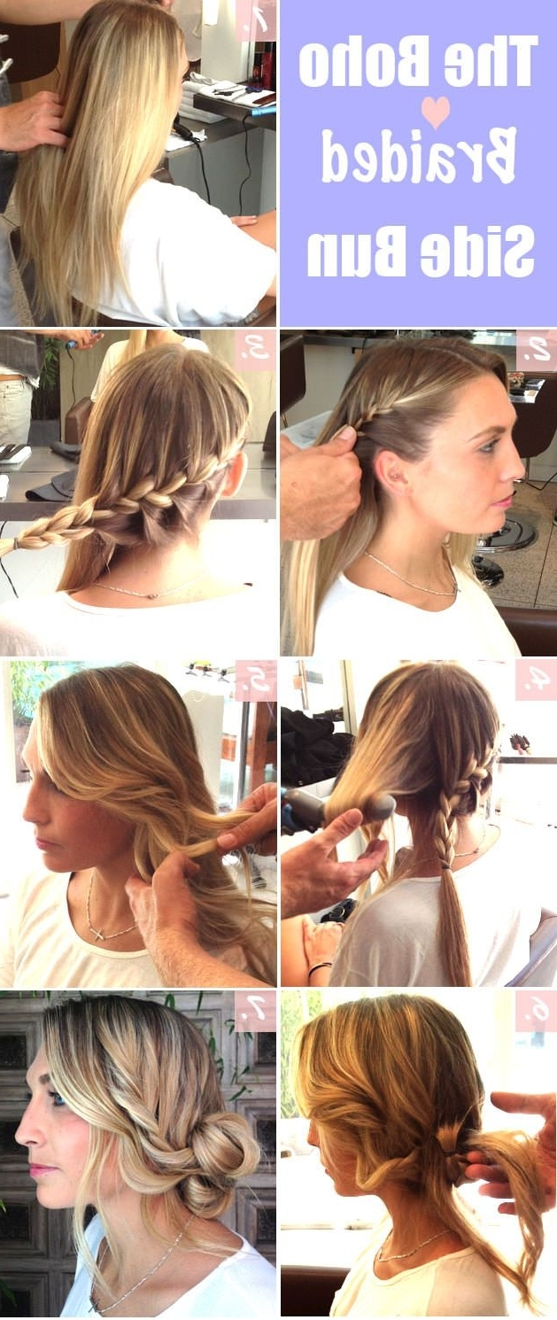 Hair With Regard To 2017 Braided Boho Locks Pony Hairstyles (View 18 of 20)