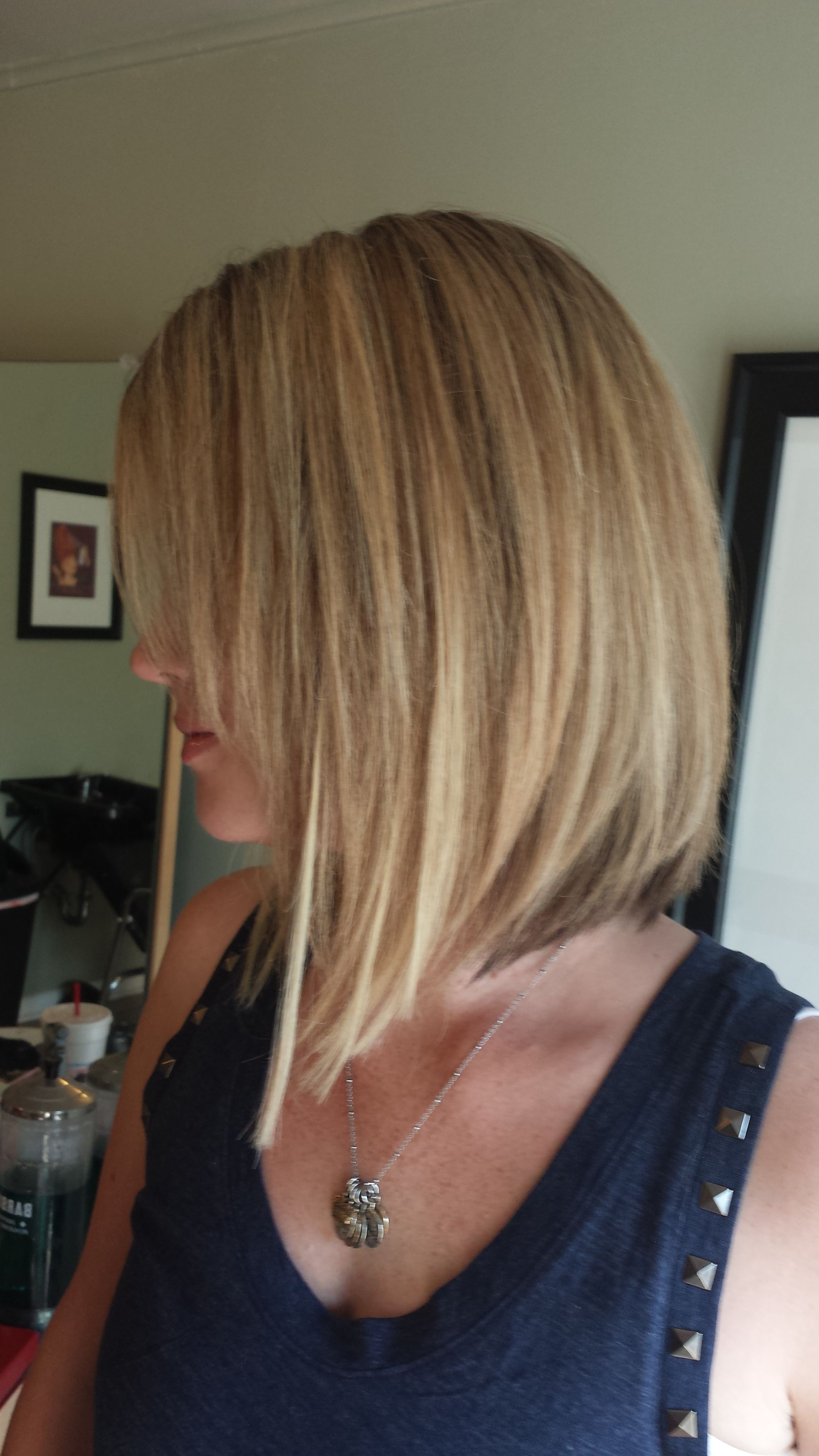 Hair With Regard To Preferred Loosely Coiled Tortoiseshell Blonde Hairstyles (View 9 of 20)