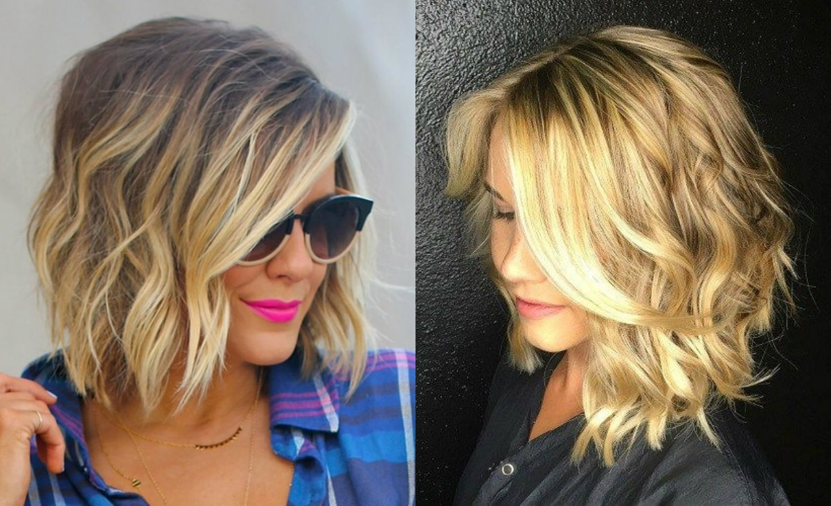 Hairdrome Intended For Most Popular Wavy Blonde Bob Hairstyles (View 12 of 20)