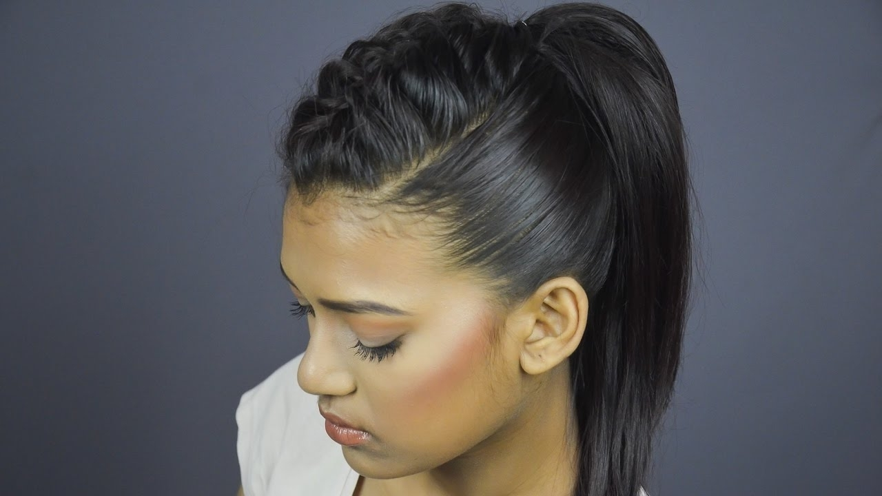 Hairstyle For Medium To Long Hair (View 11 of 20)