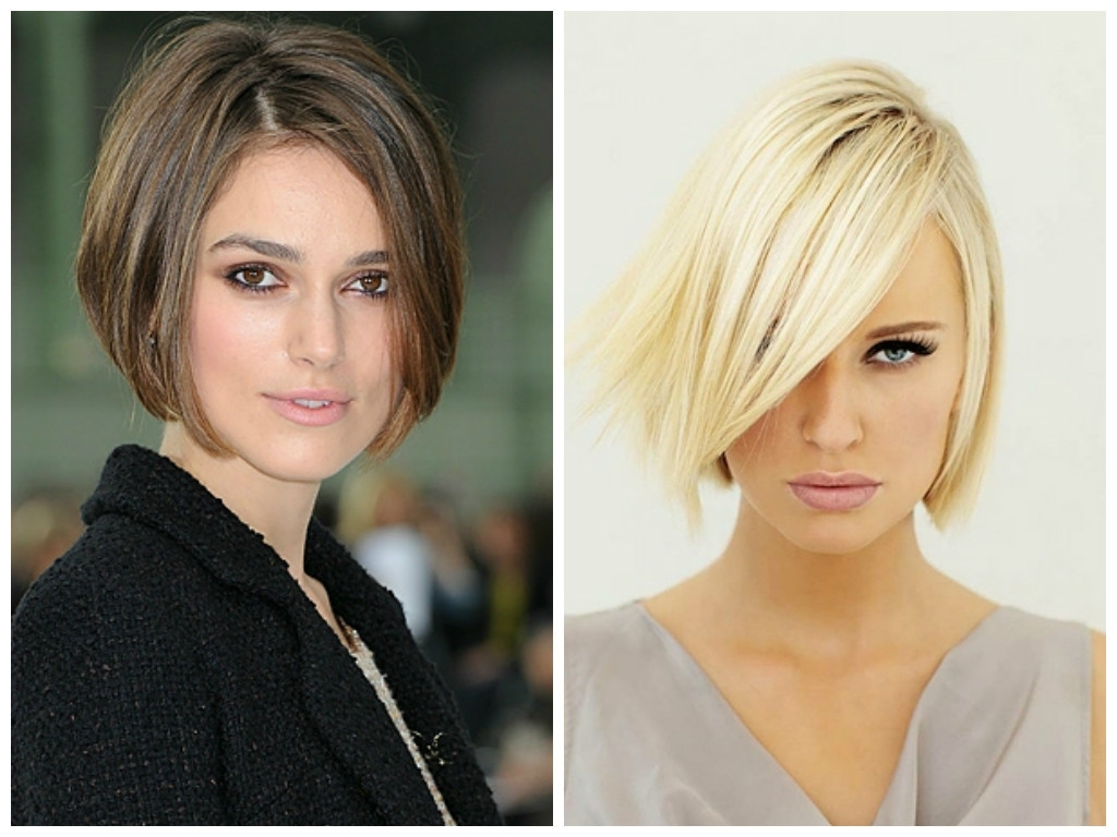 Hairstyle For Women & Man Pertaining To Well Liked Straight Blonde Bob Hairstyles For Thin Hair (View 11 of 20)