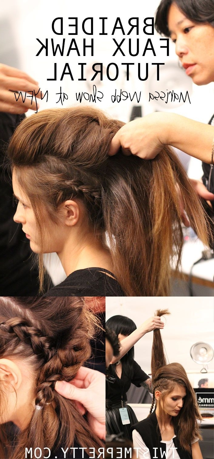 // Hairstyles + Braids (View 2 of 20)