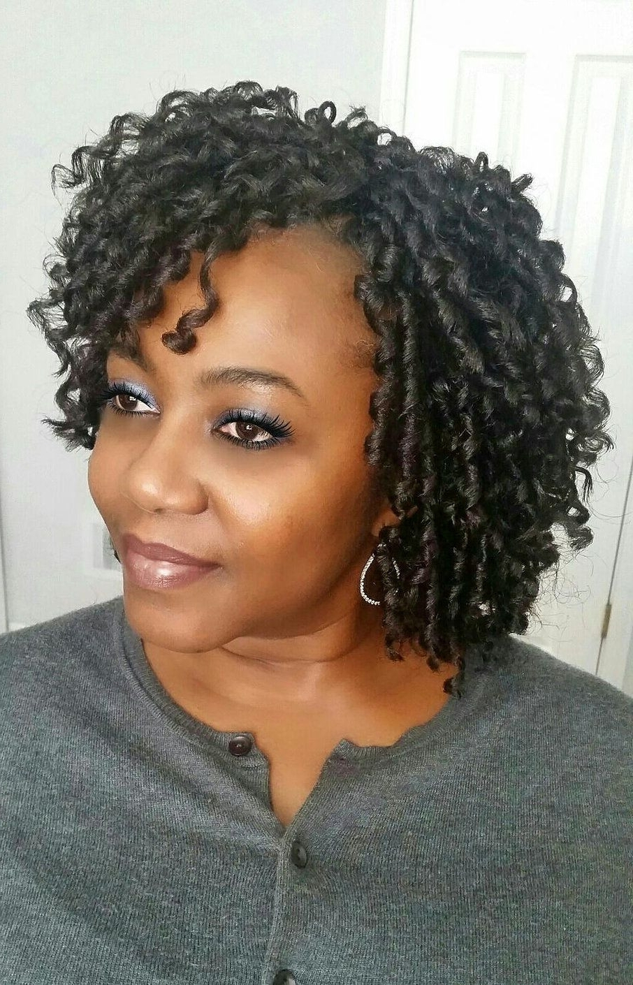 Hairstyles For Crochet Braids (View 9 of 20)