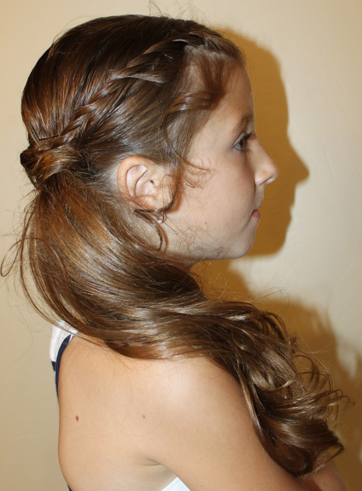Hairstylo Inside Most Popular Fancy Side Ponytail Hairstyles (View 10 of 20)