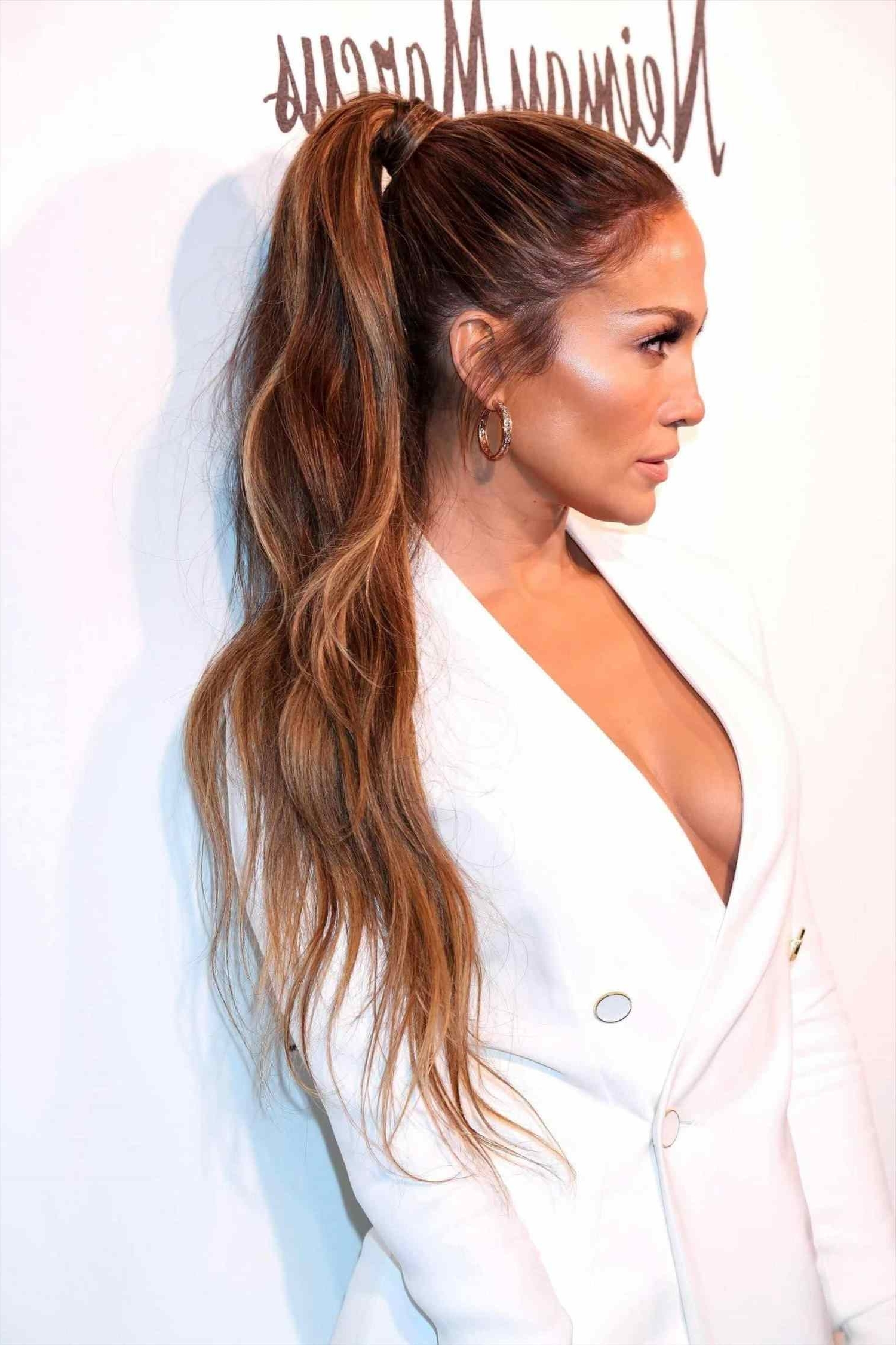 High Ponytail Hairstyles Tutorial A High Ponytail Long Hairstyles For Preferred High Voluminous Ponytail Hairstyles (View 11 of 20)