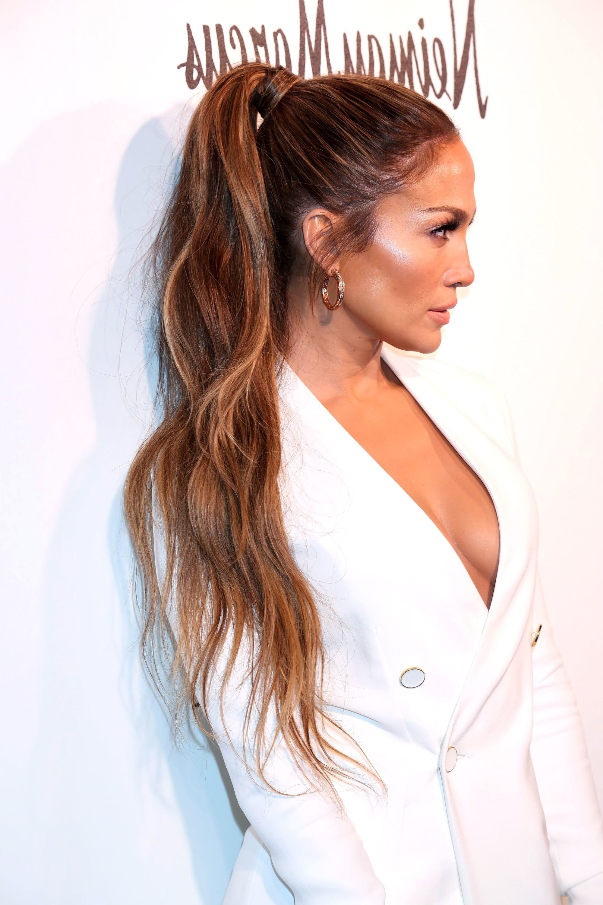 High Ponytail Hairstyles With Braid Easy High Ponytail Video With Well Known High Ponytail Hairstyles (View 2 of 20)