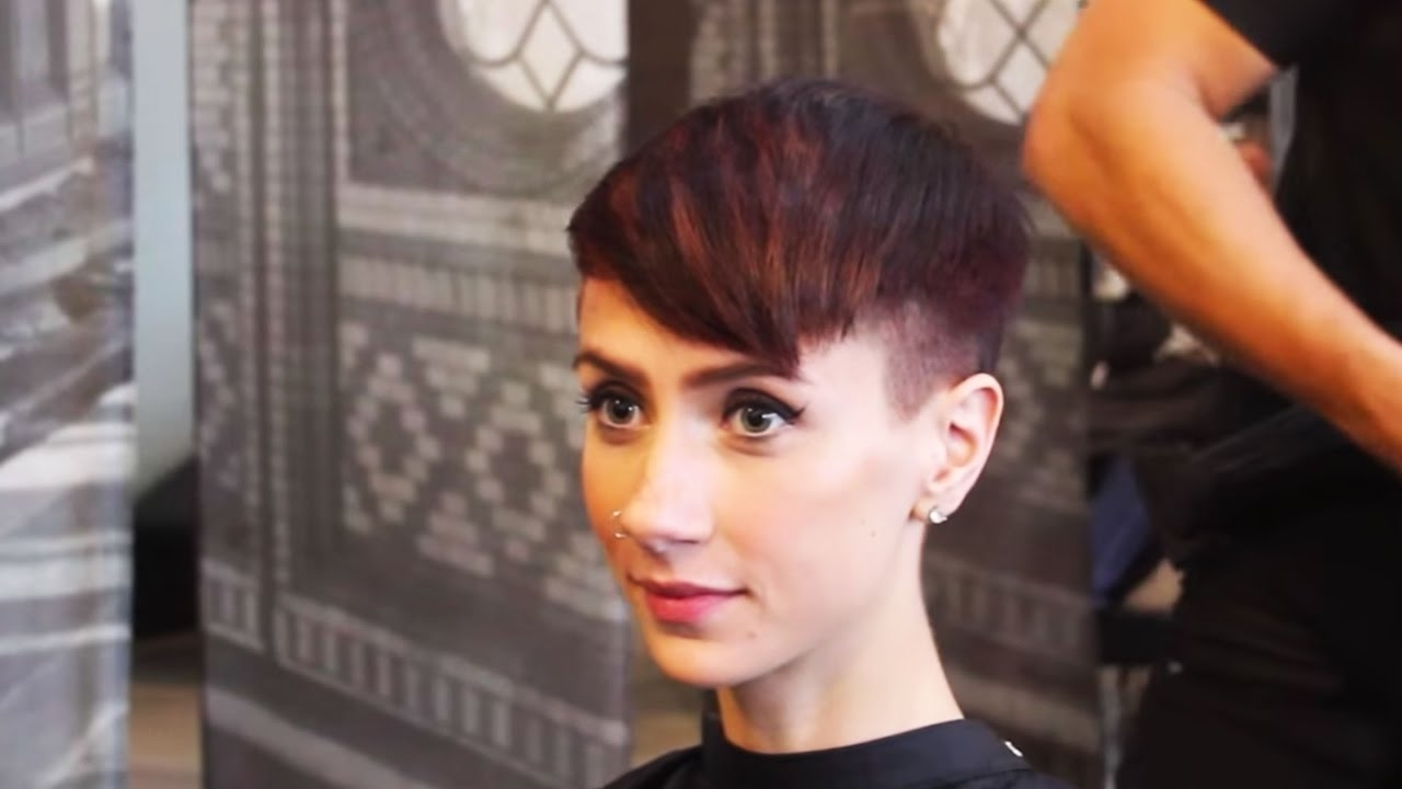 How To Cut A Short Pixie Cut (View 9 of 20)