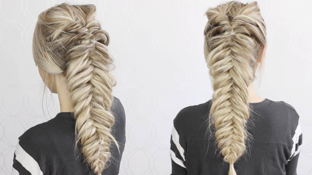 How To: Dutch Fishtail Faux Hawk (View 11 of 20)