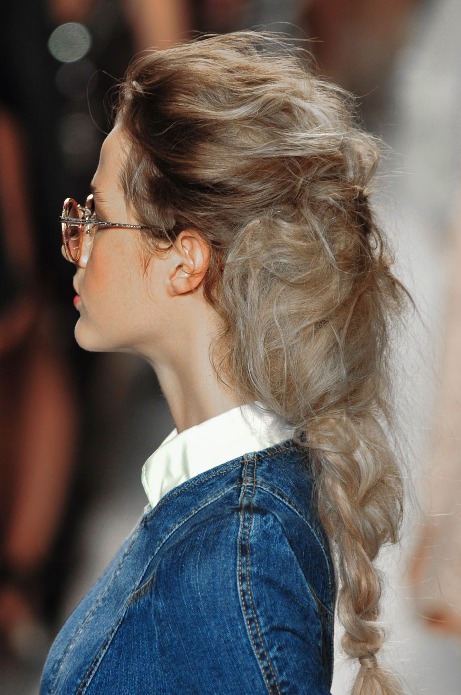 How To Get The Braided Hairstyle From Rachel Zoe (View 11 of 20)