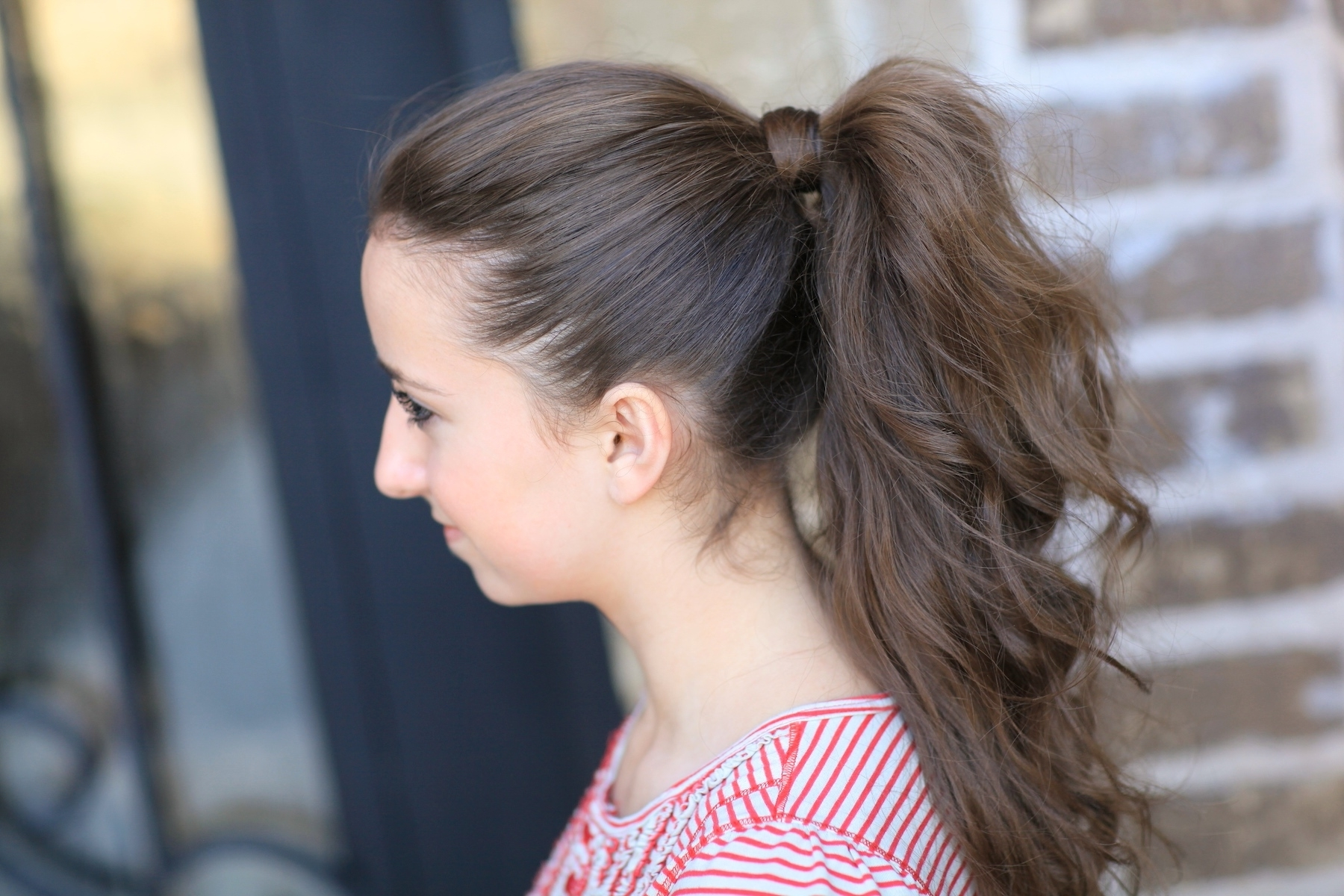 How To Get The Perfect Ponytail (View 8 of 20)