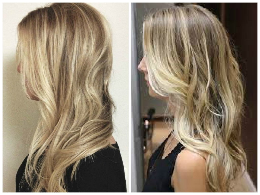 How To Warm Up Your Blonde Hair – Hair World Magazine In Well Liked Thin Platinum Highlights Blonde Hairstyles (View 7 of 20)