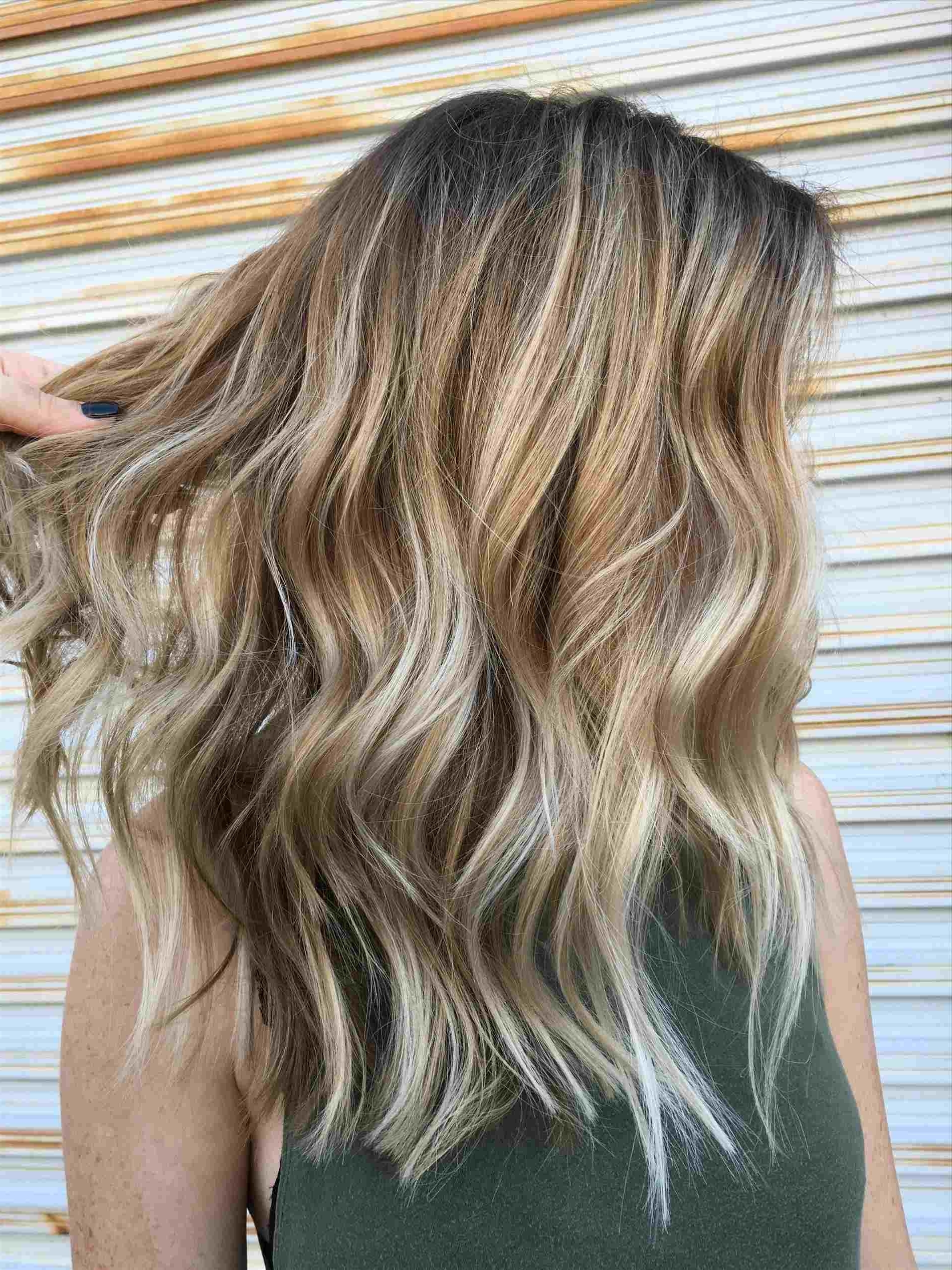 Icy Ashy Blonde Balayage Highlights Shadow Root Waves Pertaining To Favorite Icy Highlights And Loose Curls Blonde Hairstyles (View 11 of 20)