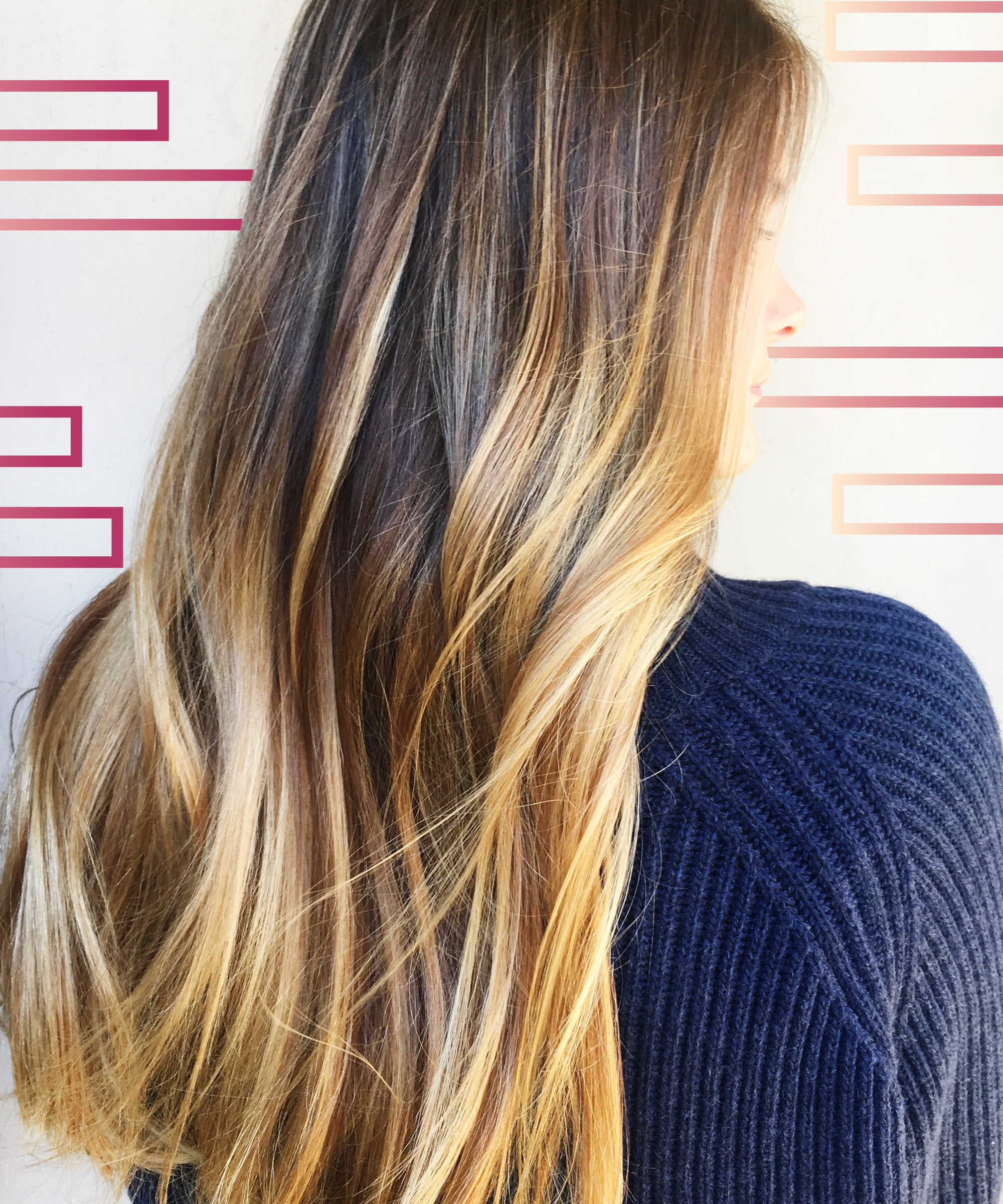 La Natural Blonde Hair Color Technique Gloss Smudging Throughout Recent Root Fade Into Blonde Hairstyles (View 11 of 20)