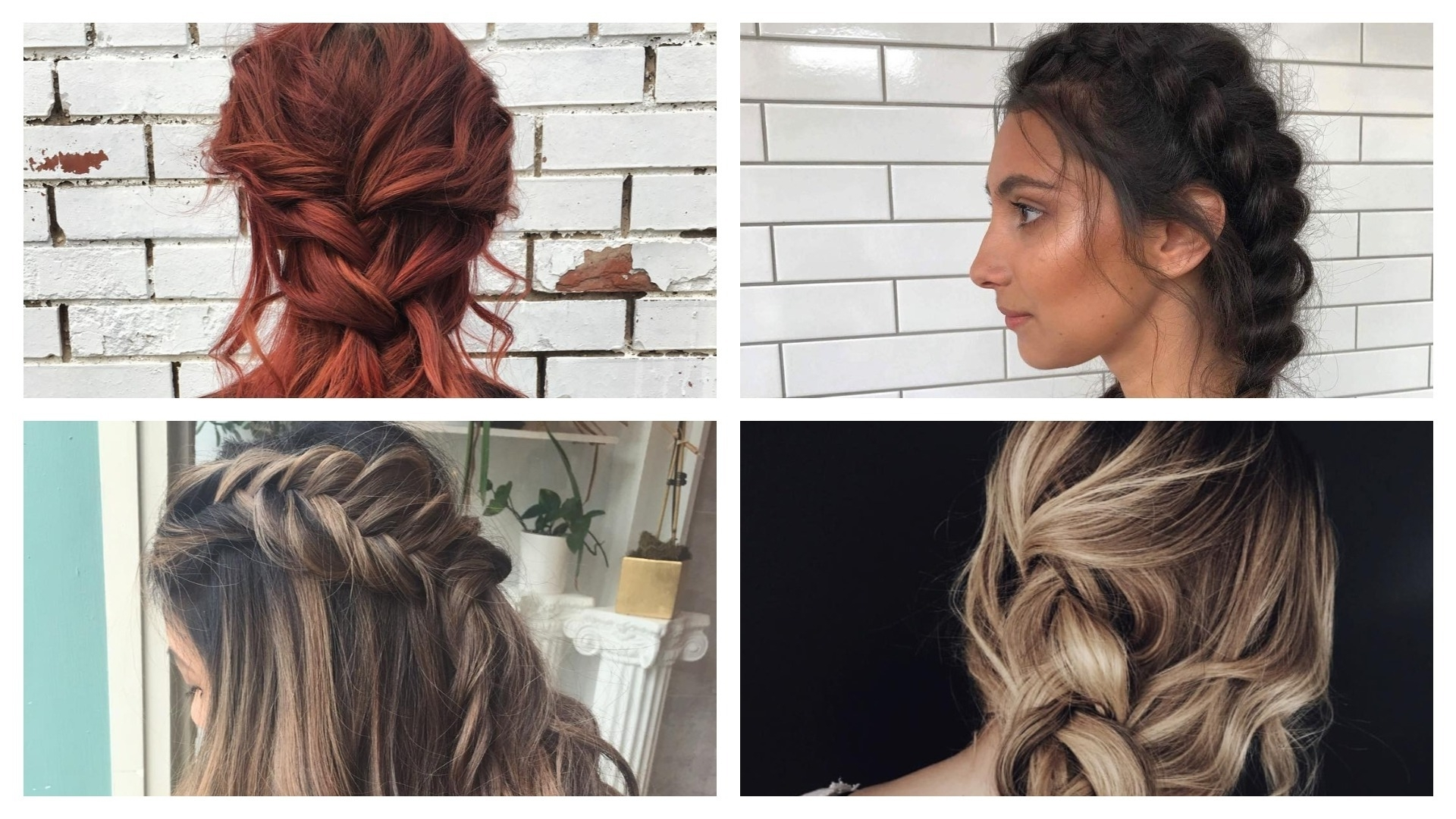 Latest Braided Hairstyle Ideas 2018 – New Hairstyles 2017 For Long In Trendy A Layered Array Of Braids Hairstyles (View 10 of 20)