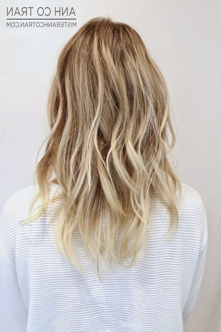 Featured Photo of Subtle Blonde Ombre