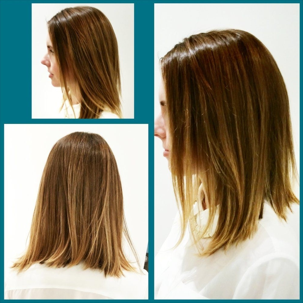 Latest Tortoiseshell Straight Blonde Hairstyles Within 2015 Trend Ecaille. . High Gloss Tortoiseshell Hair Color (View 15 of 20)