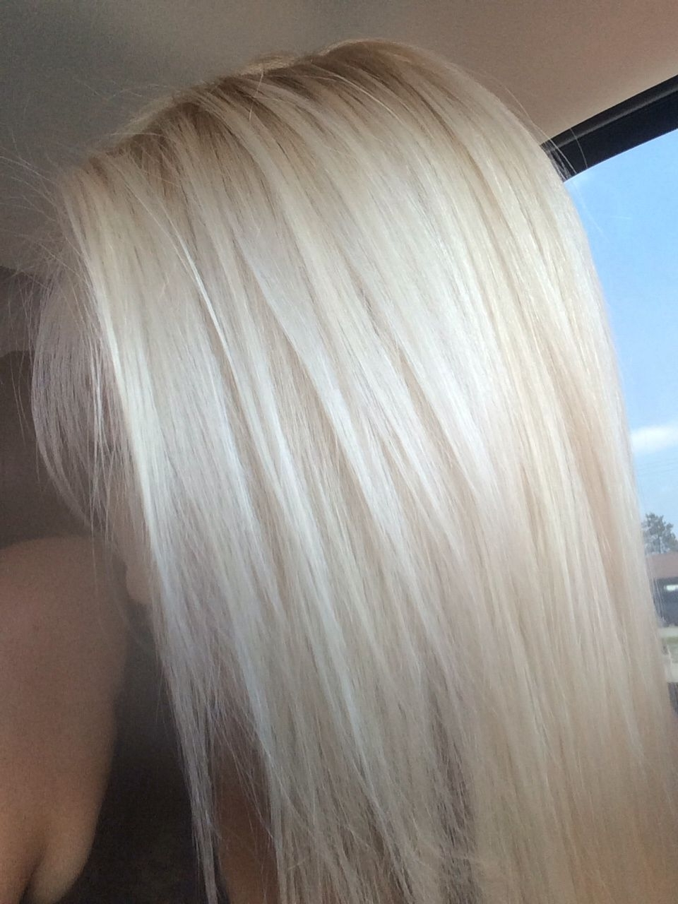 Light Blonde Hair (View 10 of 20)