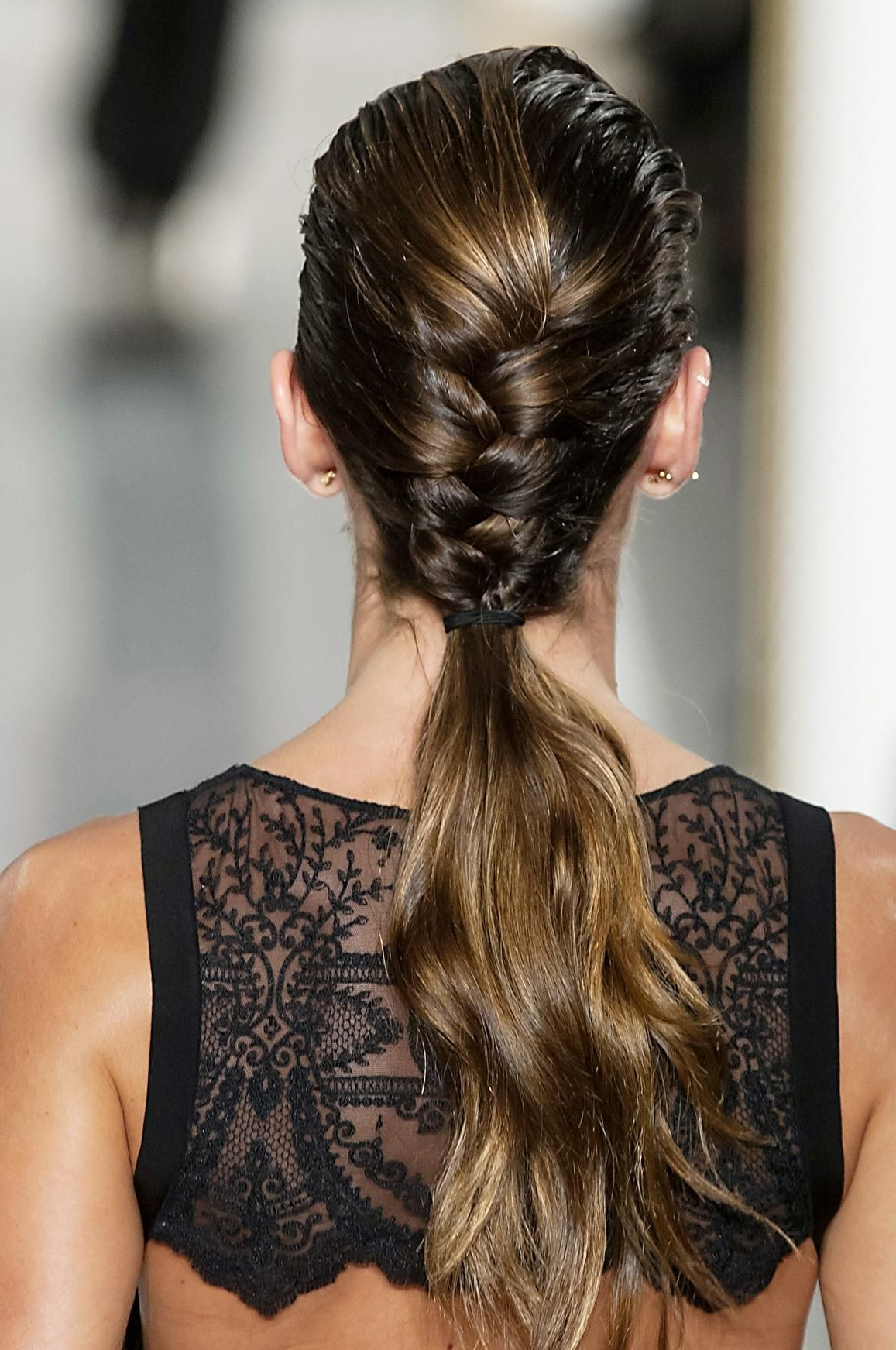 Major Hair Envy For Most Up To Date Ponytail Hairstyles With A Braided Element (View 14 of 20)