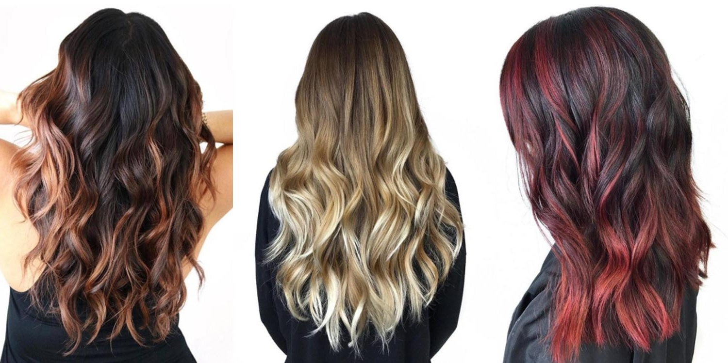 Matrix Throughout Current Subtle Brown Blonde Ombre Hairstyles (View 14 of 20)