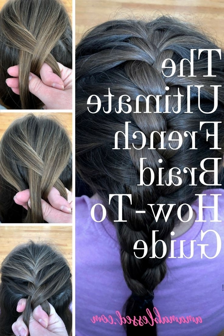 Millennial Mom Bloggers With Regard To Famous Braided Millennial Pink Pony Hairstyles (View 10 of 20)