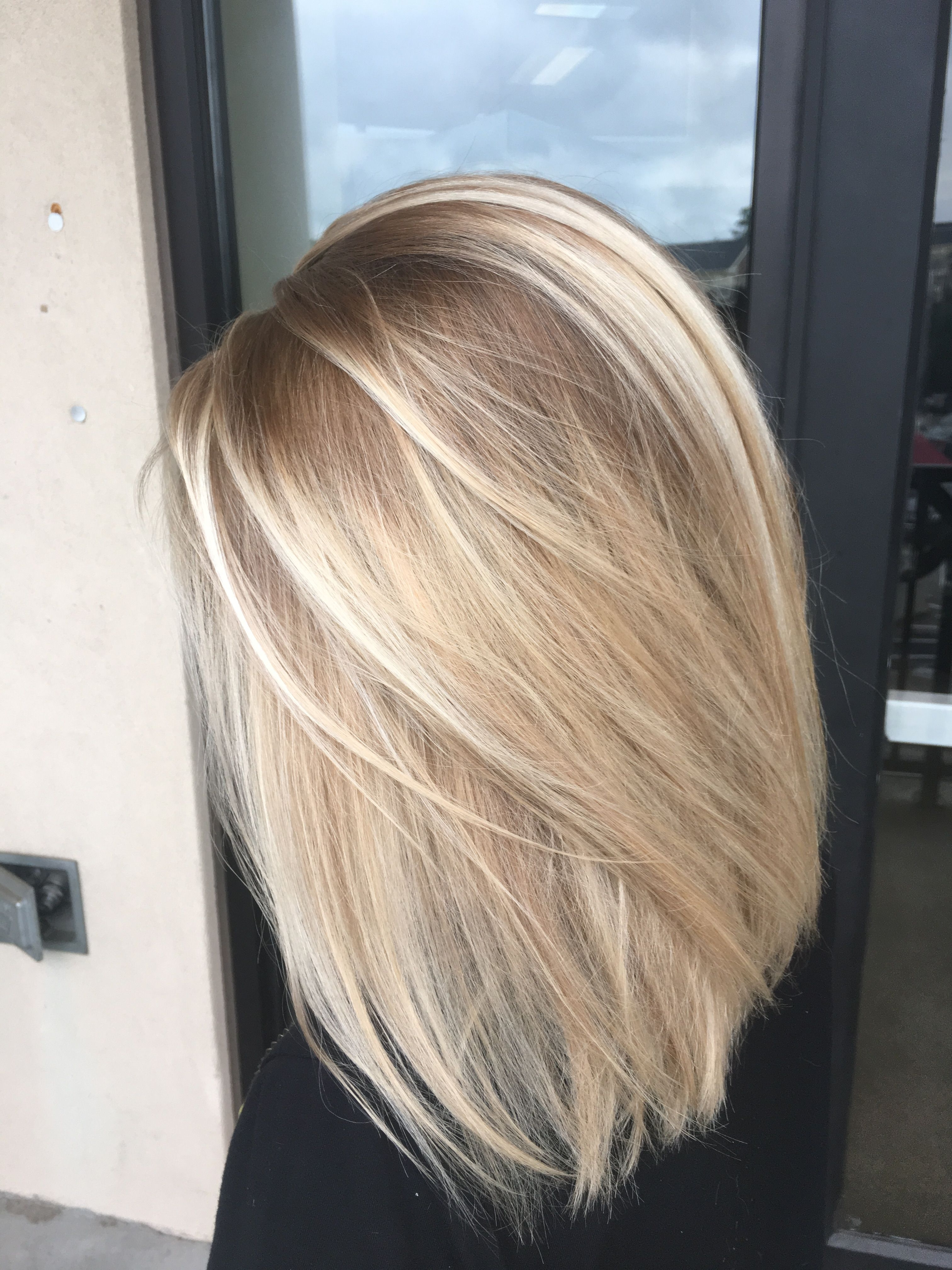 Most Current Ashy Blonde Pixie Hairstyles With A Messy Touch Regarding Blonde Hair, Shadow Root, Dark To Blonde (View 13 of 20)