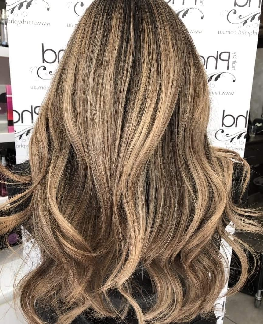 Most Current Bronde Beach Waves Blonde Hairstyles Pertaining To Bronde Hashtag On Twitter (View 12 of 20)
