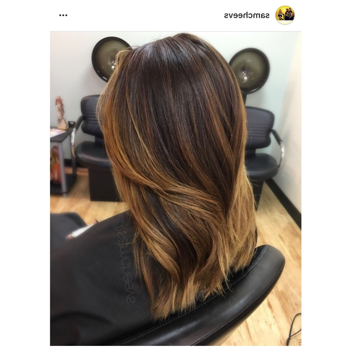 Most Current Dark Roots Blonde Hairstyles With Honey Highlights Throughout Short Black Hair With Blonde Highlights Inspirational Caramel Honey (View 12 of 20)