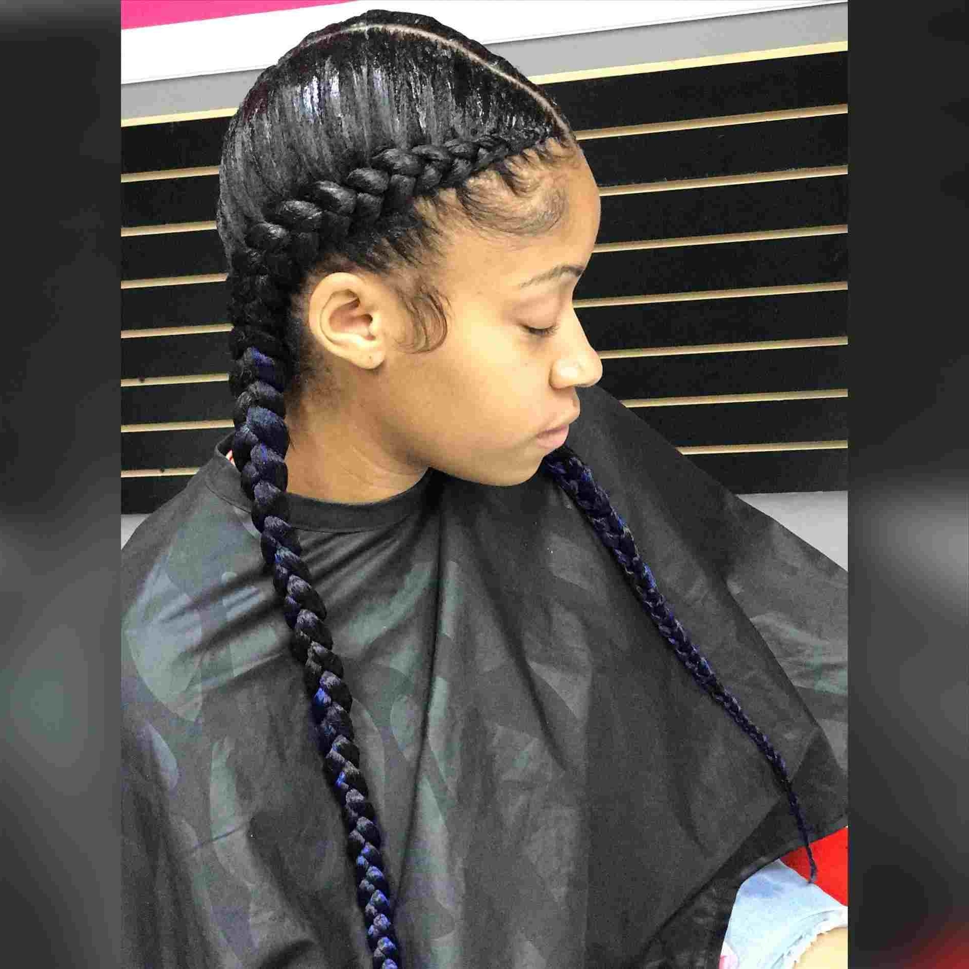 Most Current Double Braided Hairstyles With Rhmountshastaauthorsguildcom Two Two Cornrows Tumblr Braided (View 14 of 20)
